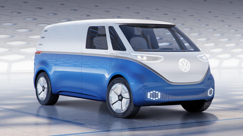 Vw Kombi Electric Vans Coming To Australia In 2022 Caradvice