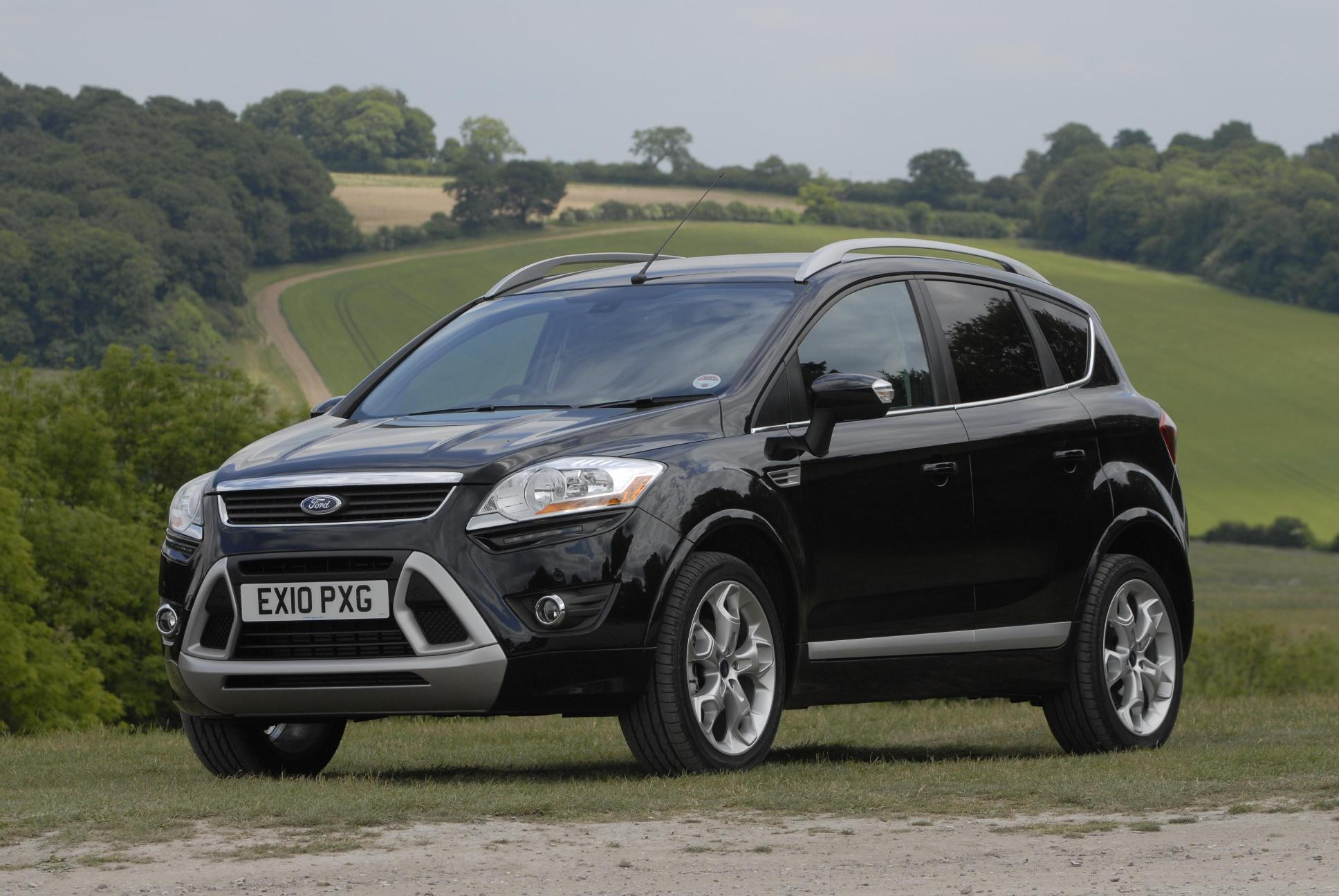 2010 Ford Kuga Upgraded For Uk Australia To Stick With Escape Caradvice