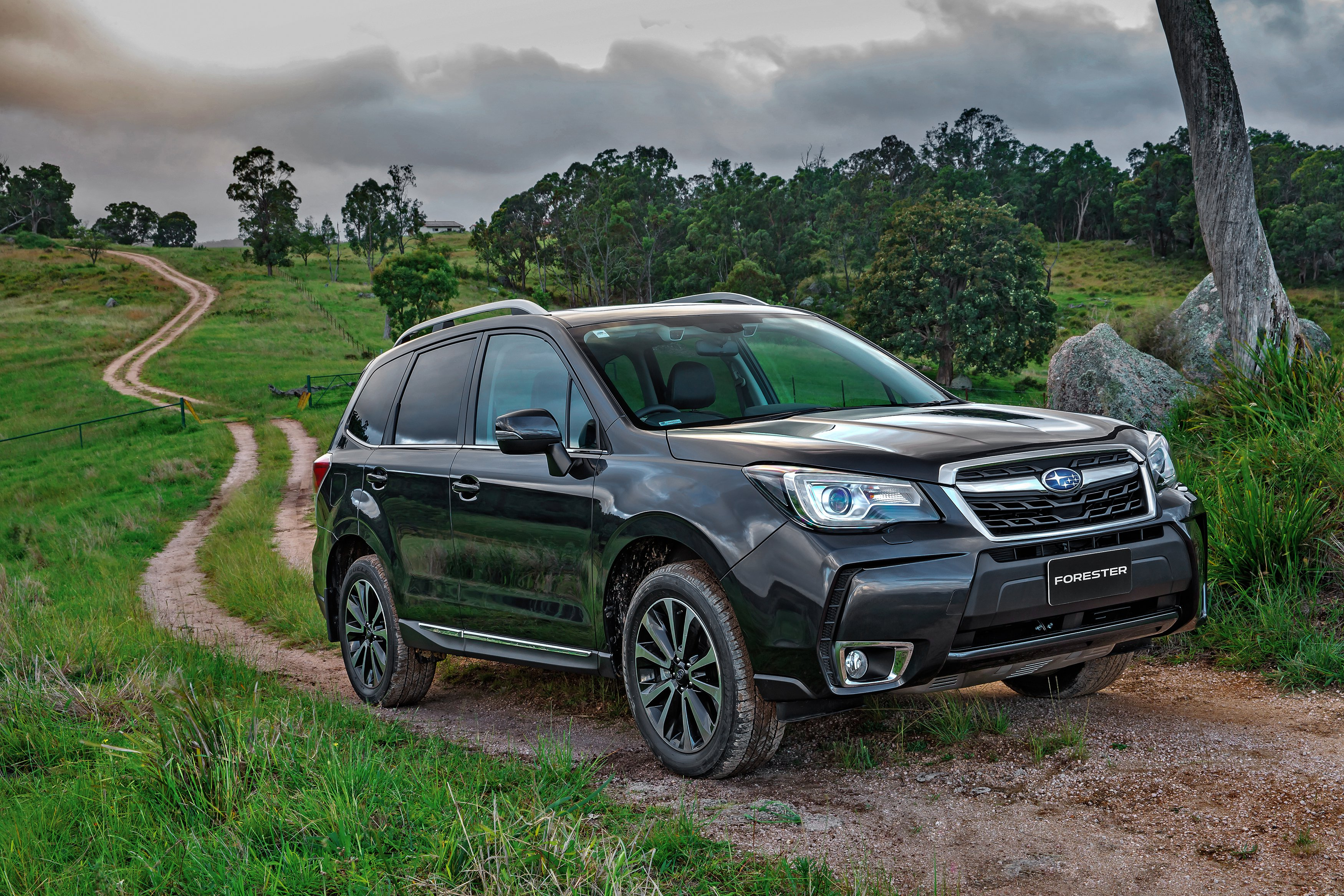 2018 Subaru Forester Pricing And Specs Same Looks More Kit Caradvice