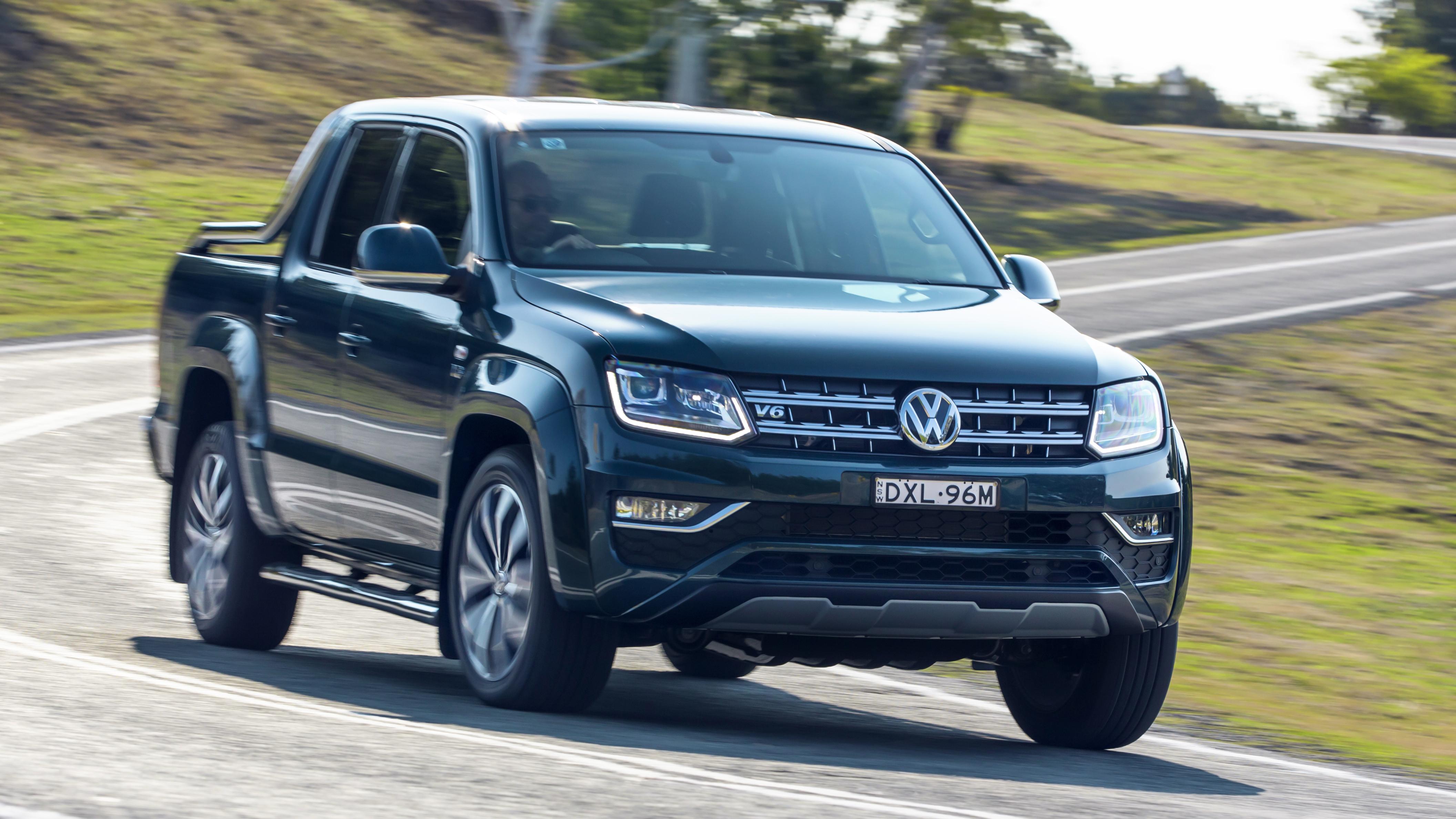 2019 Volkswagen Amarok V6 Ultimate 580 review | CarAdvice