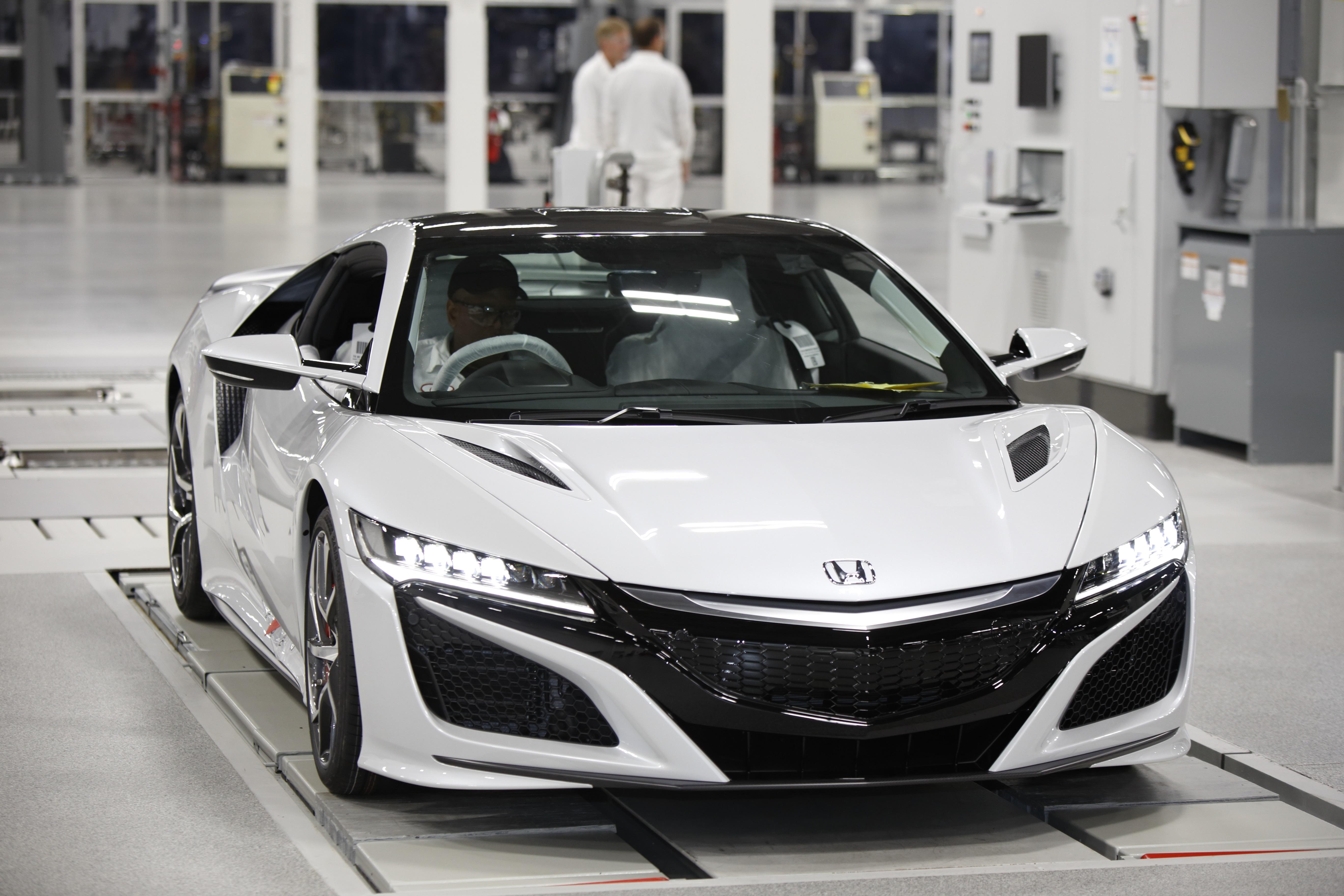 Honda Responds To Nsx Pricing Criticism Caradvice