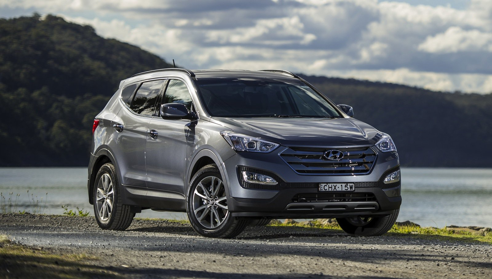 Hyundai Santa Fe Heavy Duty Towing Kit Boosts Down Ball Rate To 150kg Caradvice