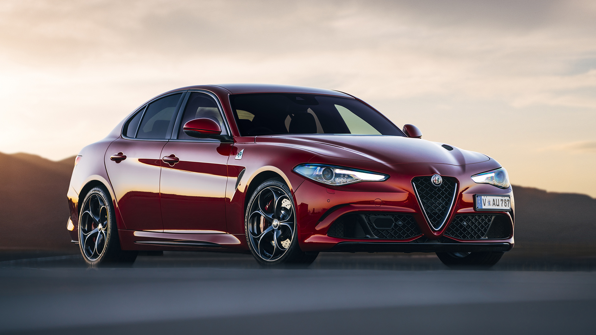 2019 Alfa Romeo Giulia Pricing And Specs Caradvice