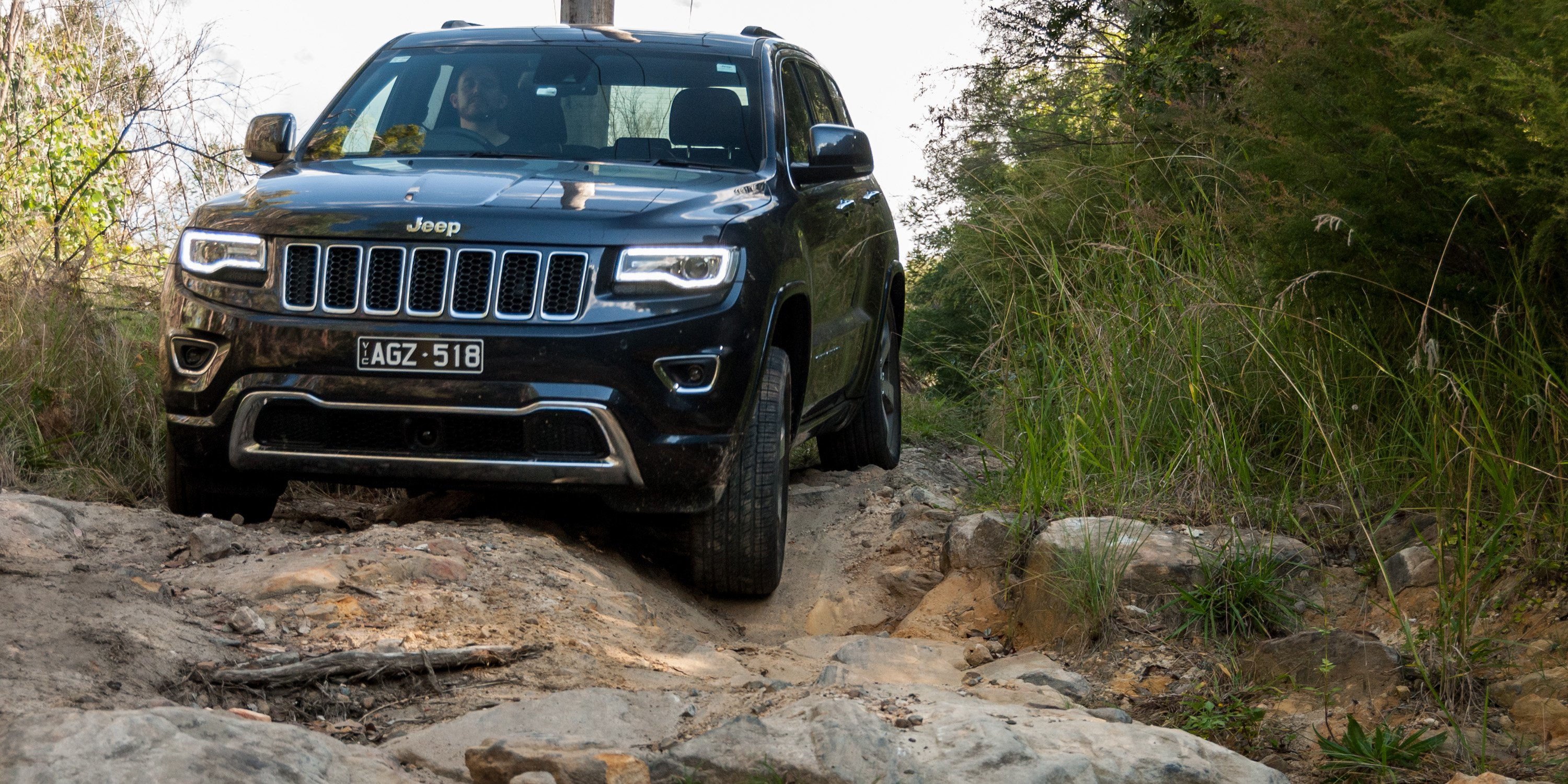 2016 Jeep Grand Cherokee Overland Review | CarAdvice