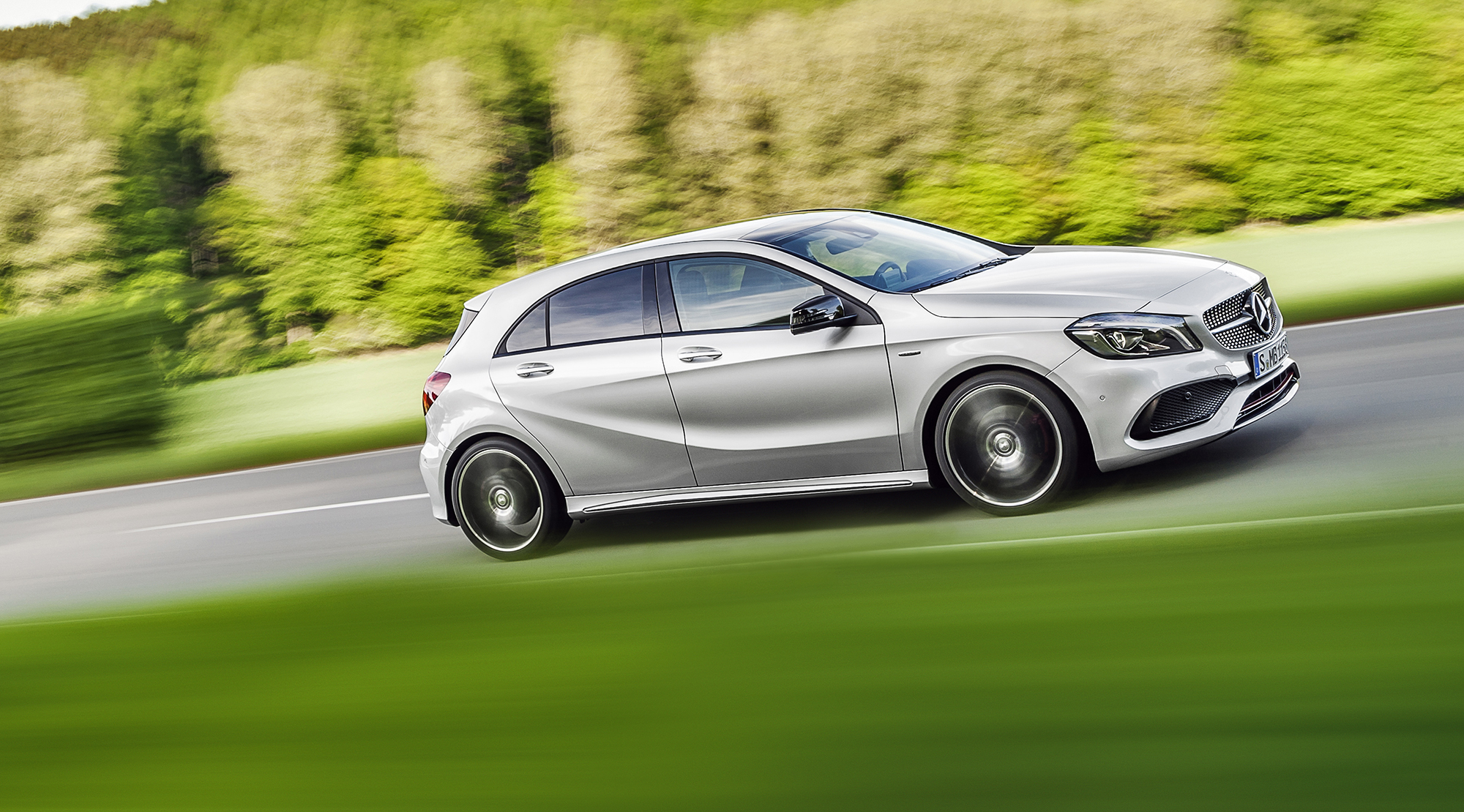 2016 Mercedes-Benz A-Class, AMG A45 pricing and