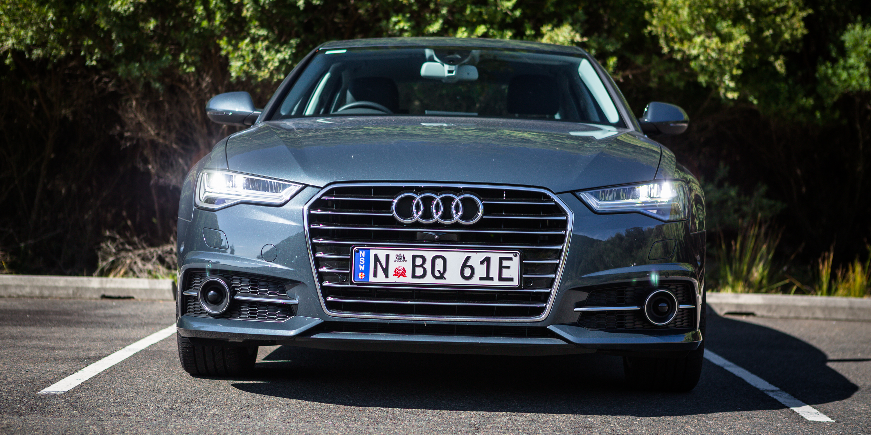Luxury diesel sedan comparison: Audi A6 v Mercedes-Benz