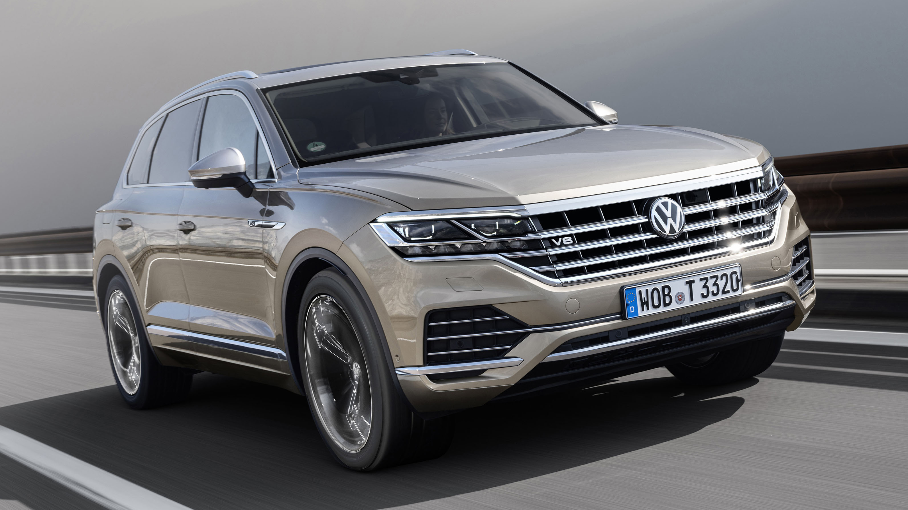 2021 Volkswagen Touareg Redesign and Review
