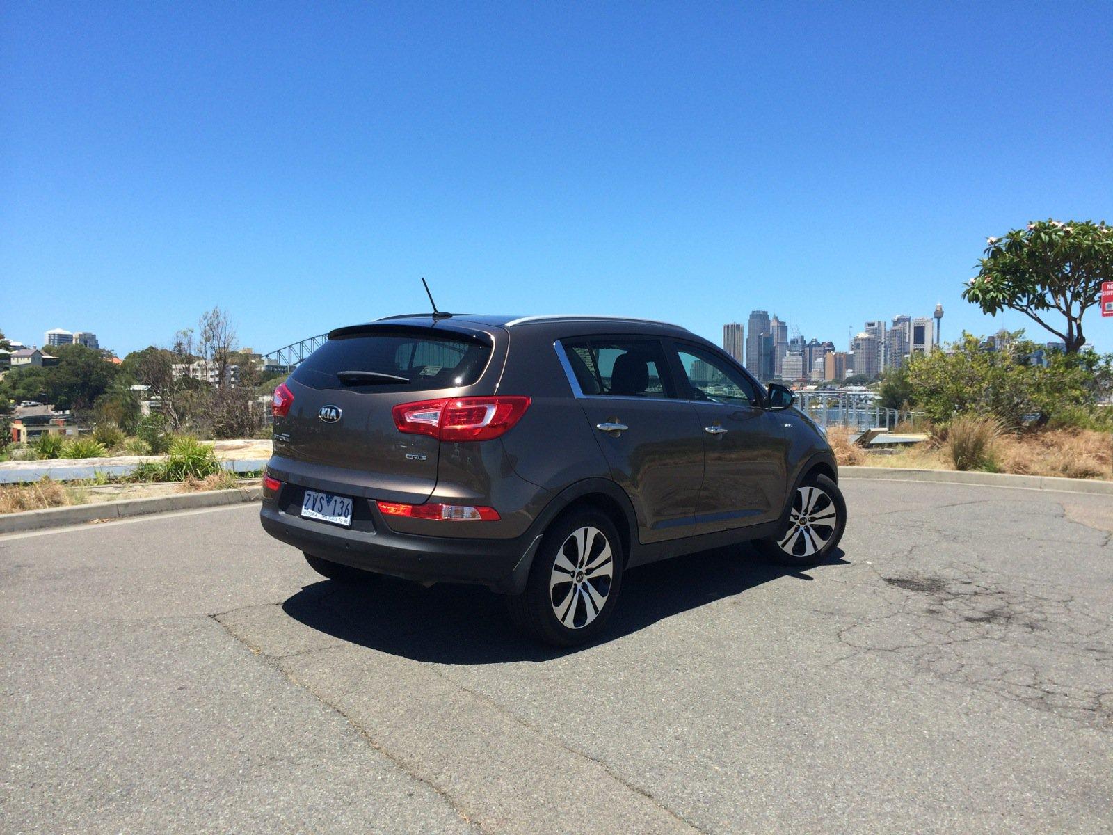 2014 Kia Sportage Review   CarAdvice