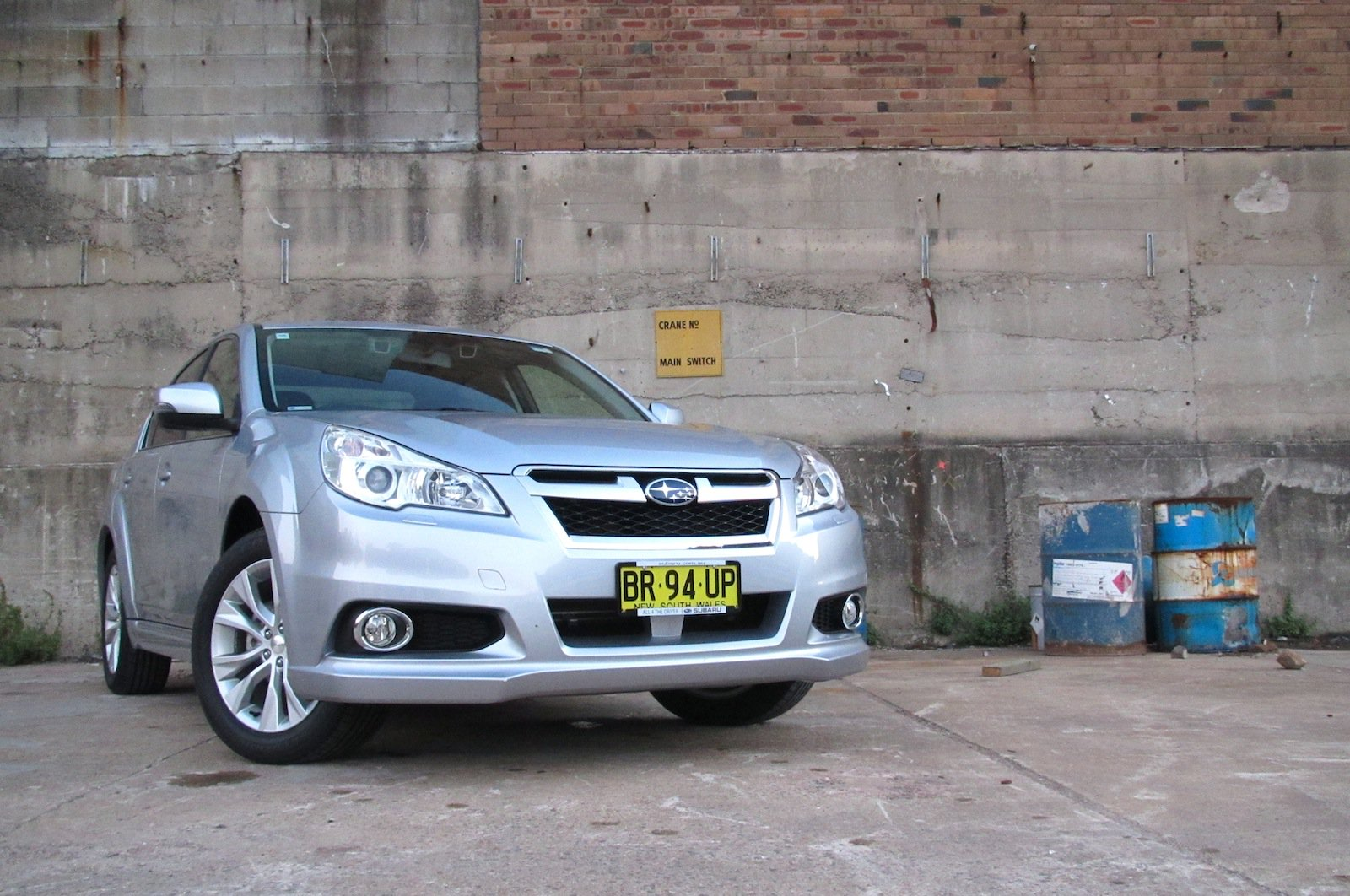 Subaru Liberty X Review | CarAdvice