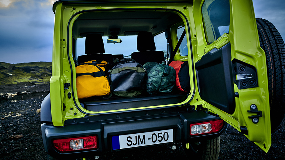 2019 Suzuki Jimny Preorders Sitting At 123 Caradvice