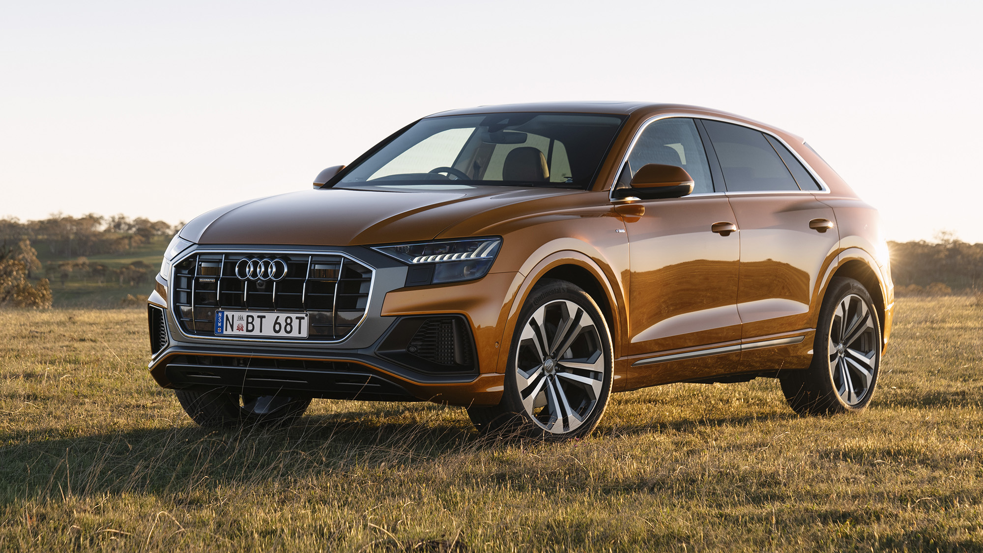 2019 Audi Q8 Pricing And Specs Caradvice