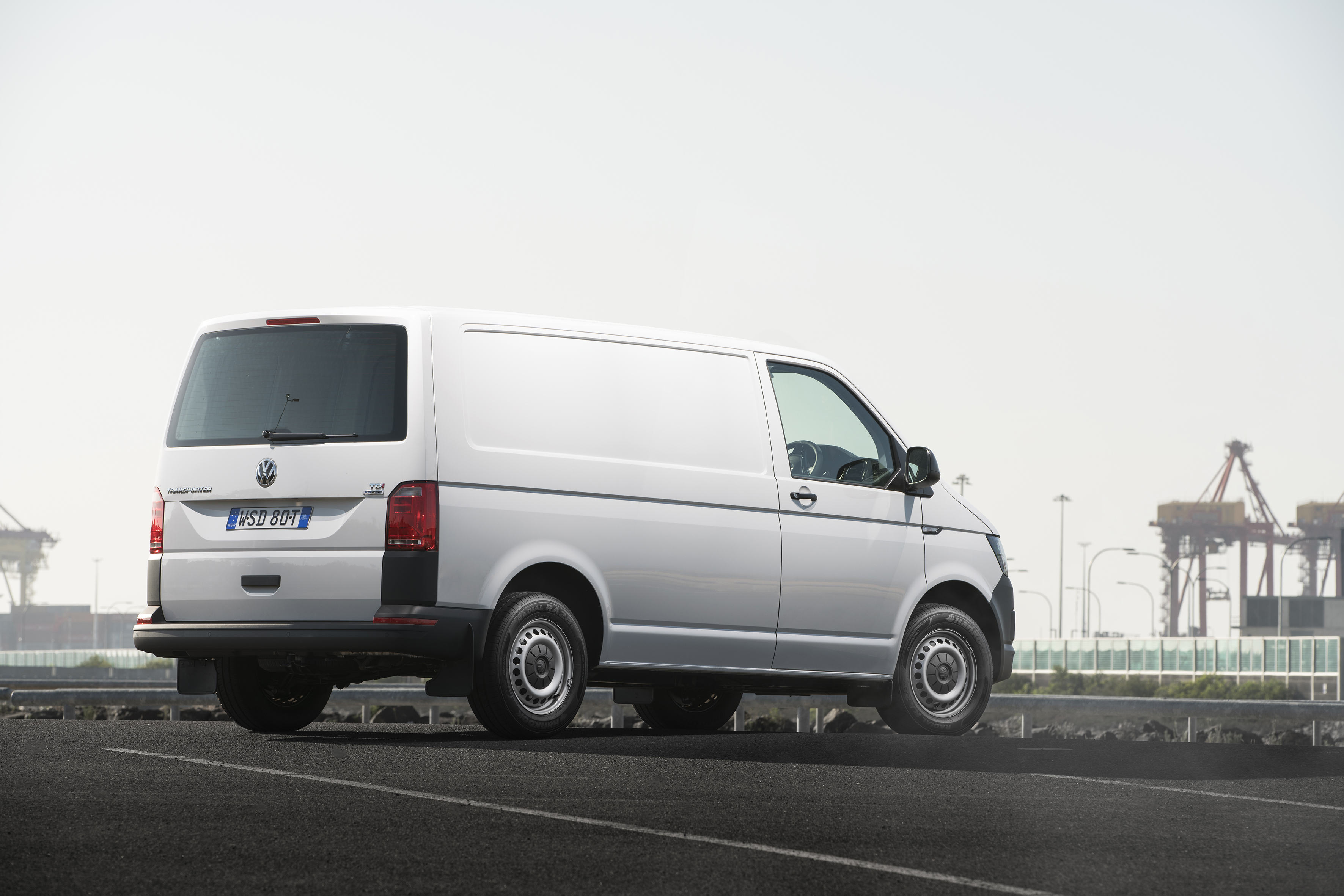 2016 Volkswagen Transporter Pricing And Specs T6 Generation Van And Cab Chassis Variants Arrive Caradvice