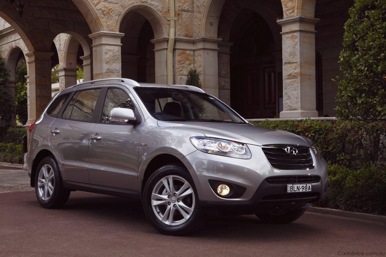 2010 Hyundai Santa Fe Review | CarAdvice