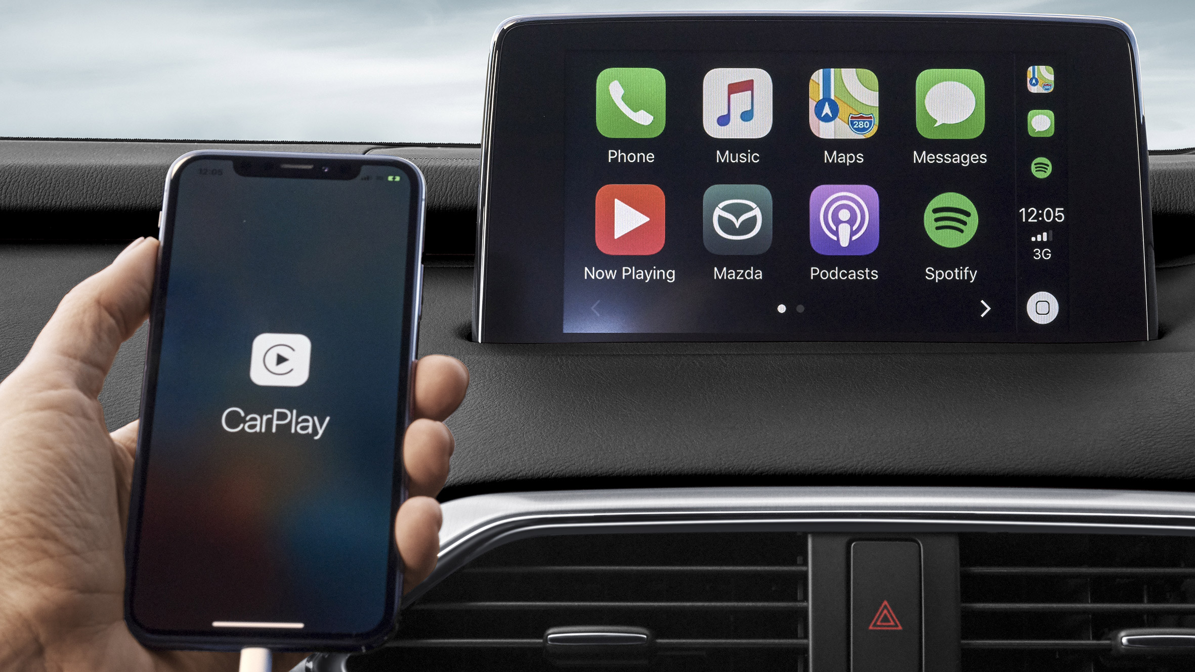Toyota Introduces Apple Carplay And Android Auto In Australia But
