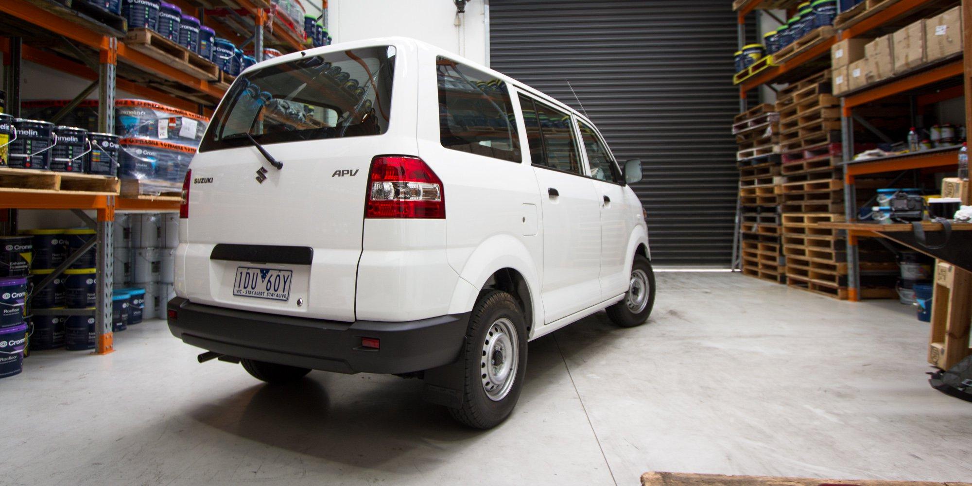 2015 Suzuki APV Review | CarAdvice