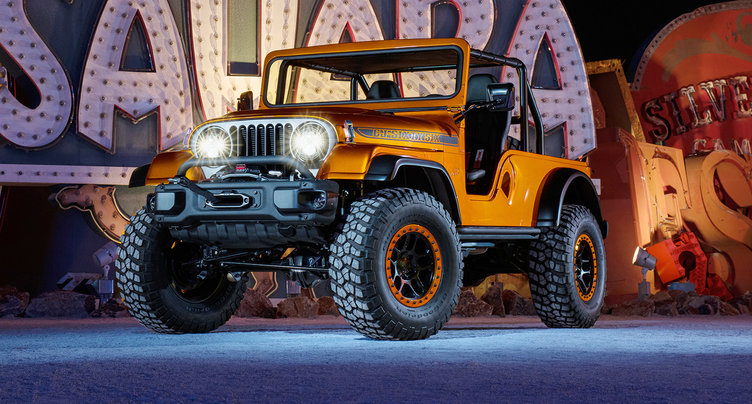 Mopar concepts star at SEMA along with new Hemi crate engine