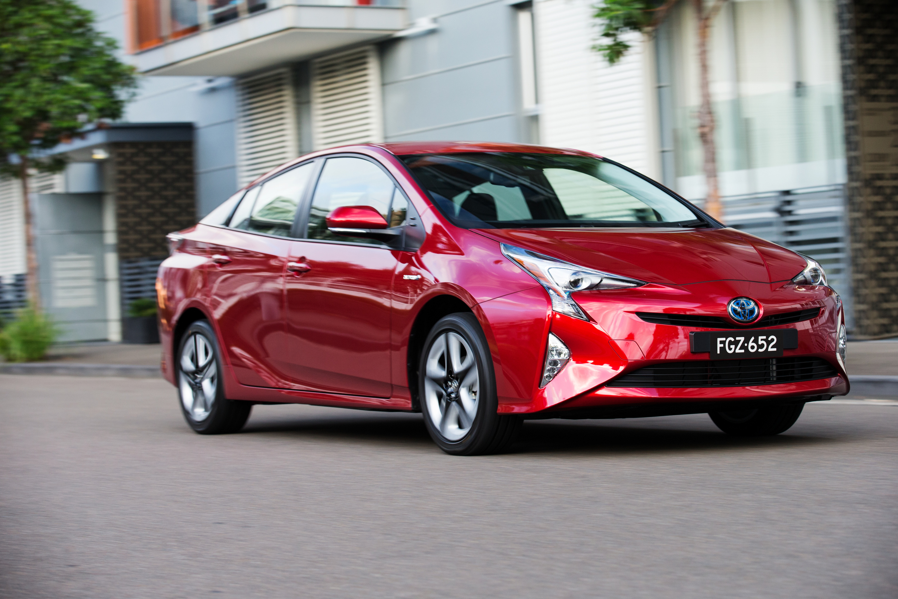 2016 Toyota Prius Pricing And Specifications Caradvice