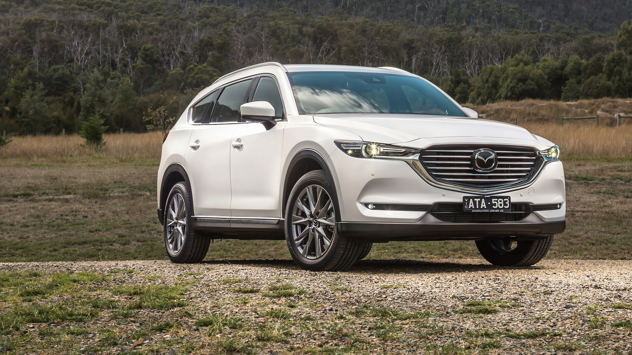 2018 Mazda CX-8: Styling, Specs, Availability >> 2018 Mazda Cx 8 Review Caradvice