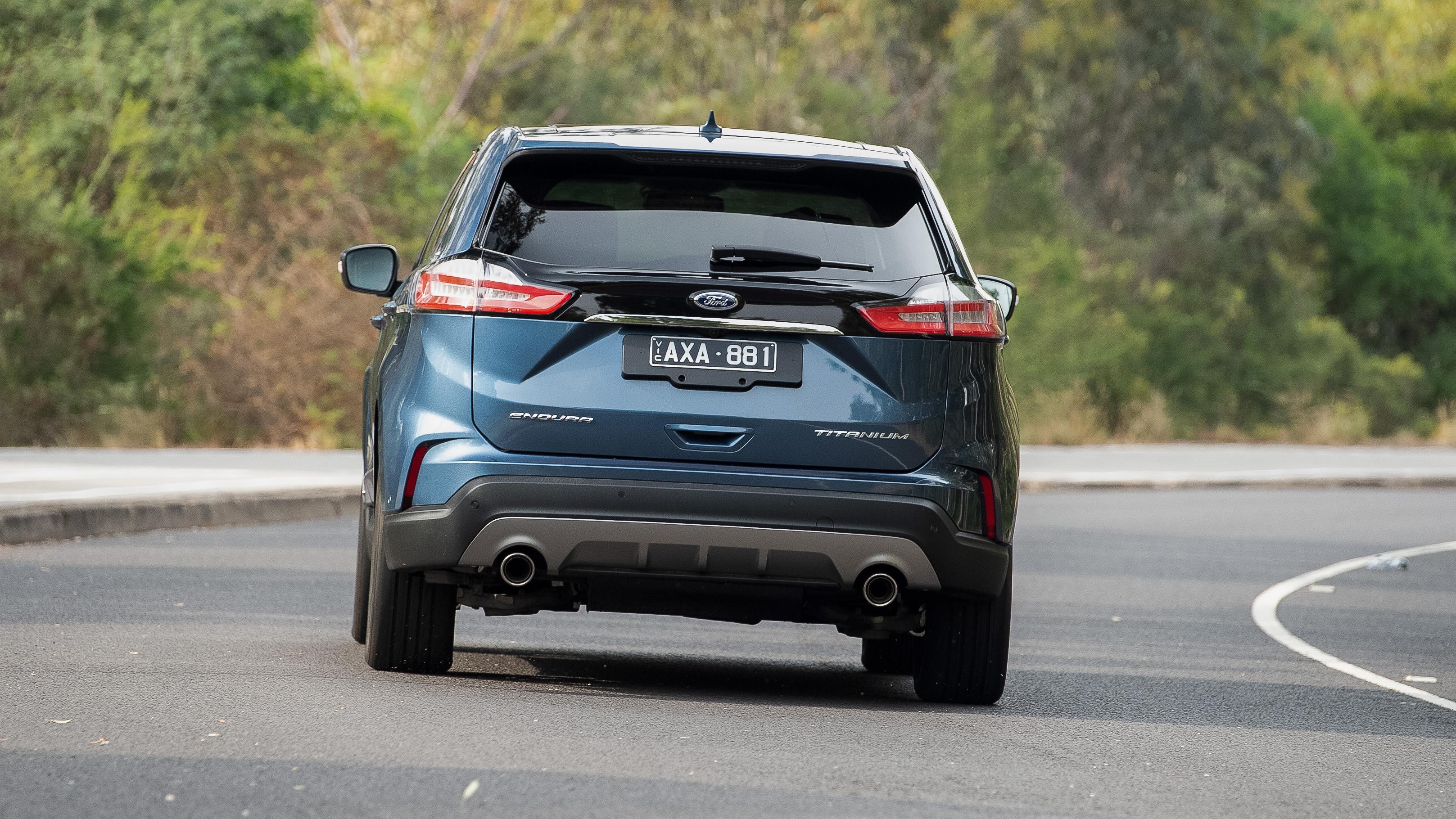 2019 Ford Endura Titanium review | CarAdvice