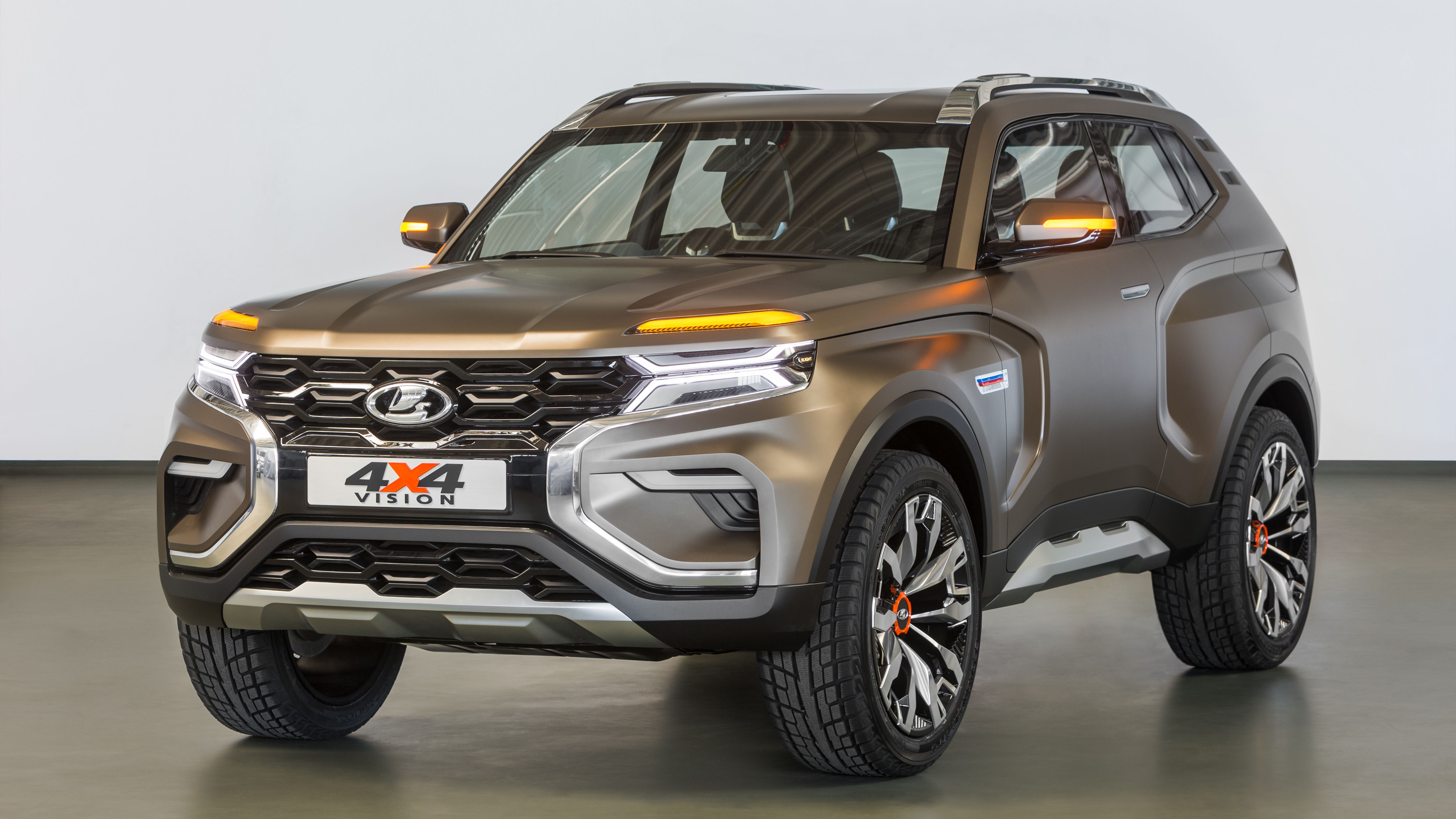 Lada 4x4 Vision Concept Unveiled Caradvice