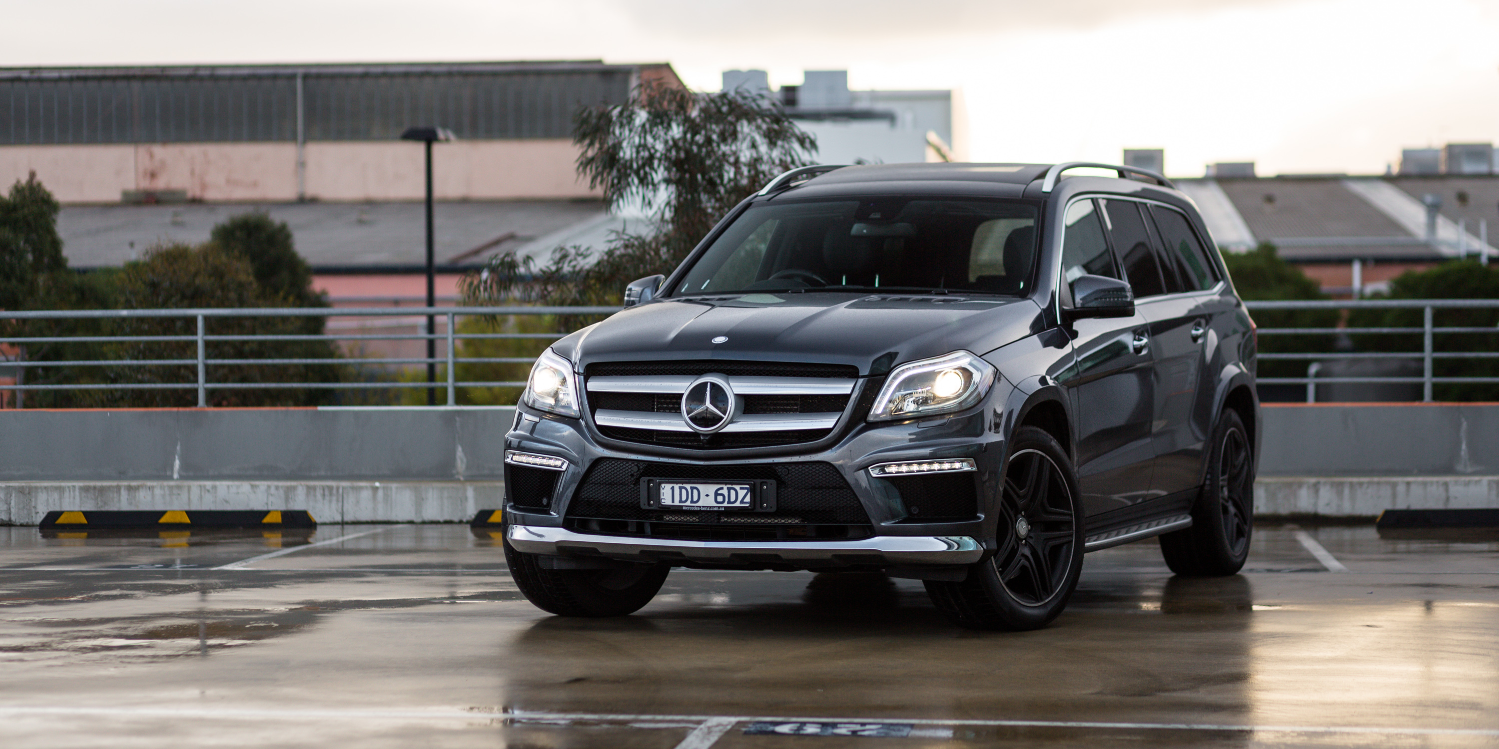 2015 Mercedes-Benz GL350 Review : Long-term report two