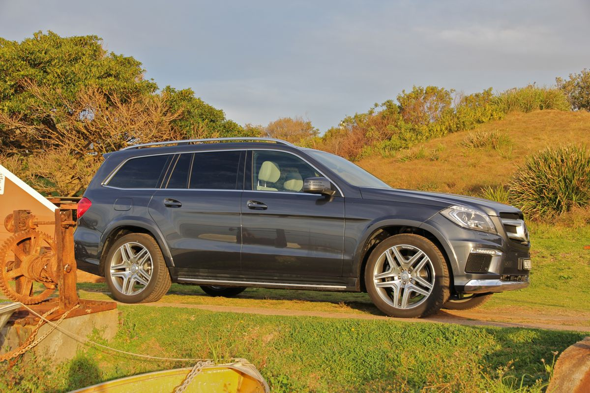 Mercedes-Benz GL Review: GL350 BlueTec | CarAdvice