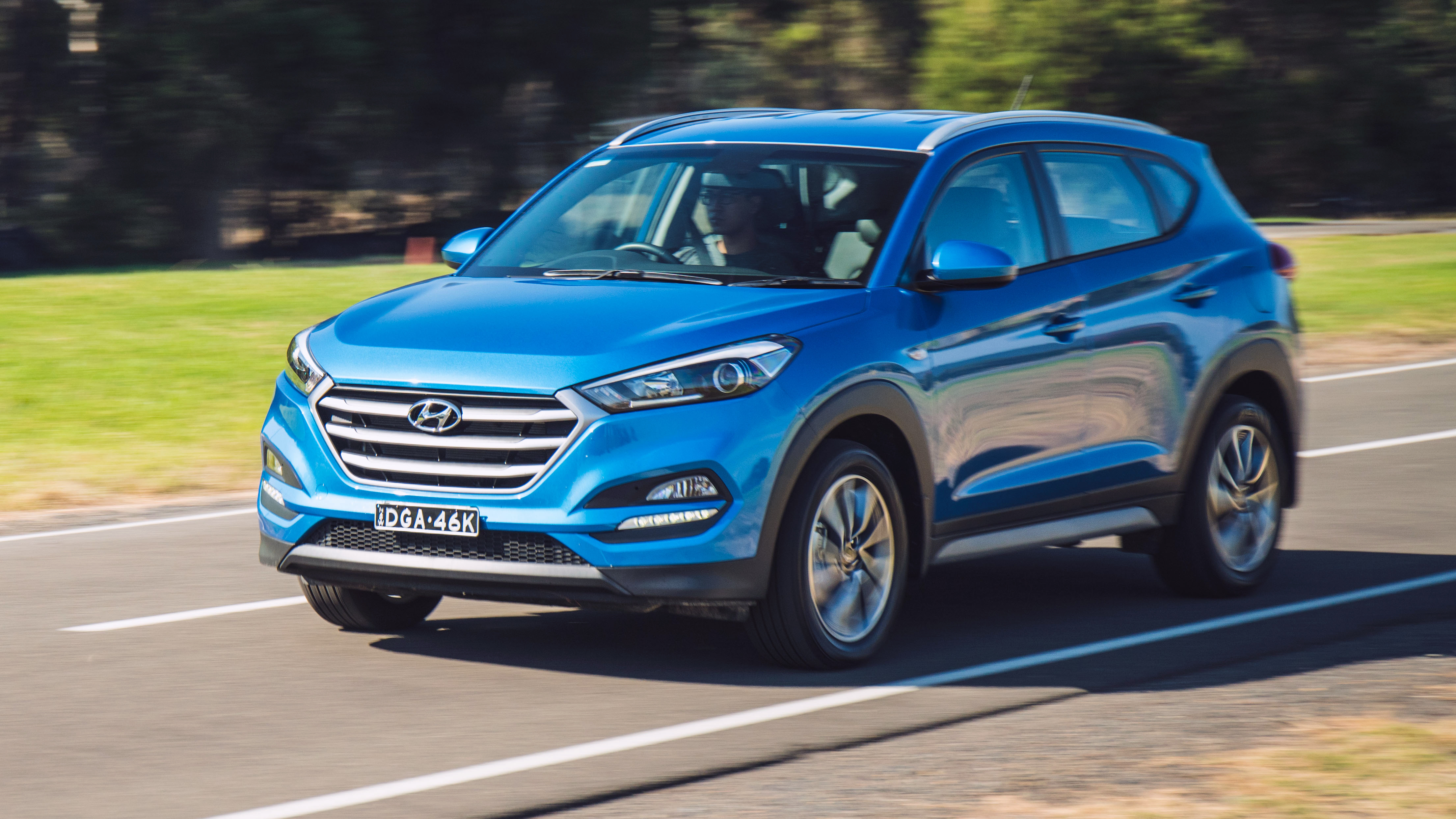 2018 Hyundai Tucson Active X review | CarAdvice