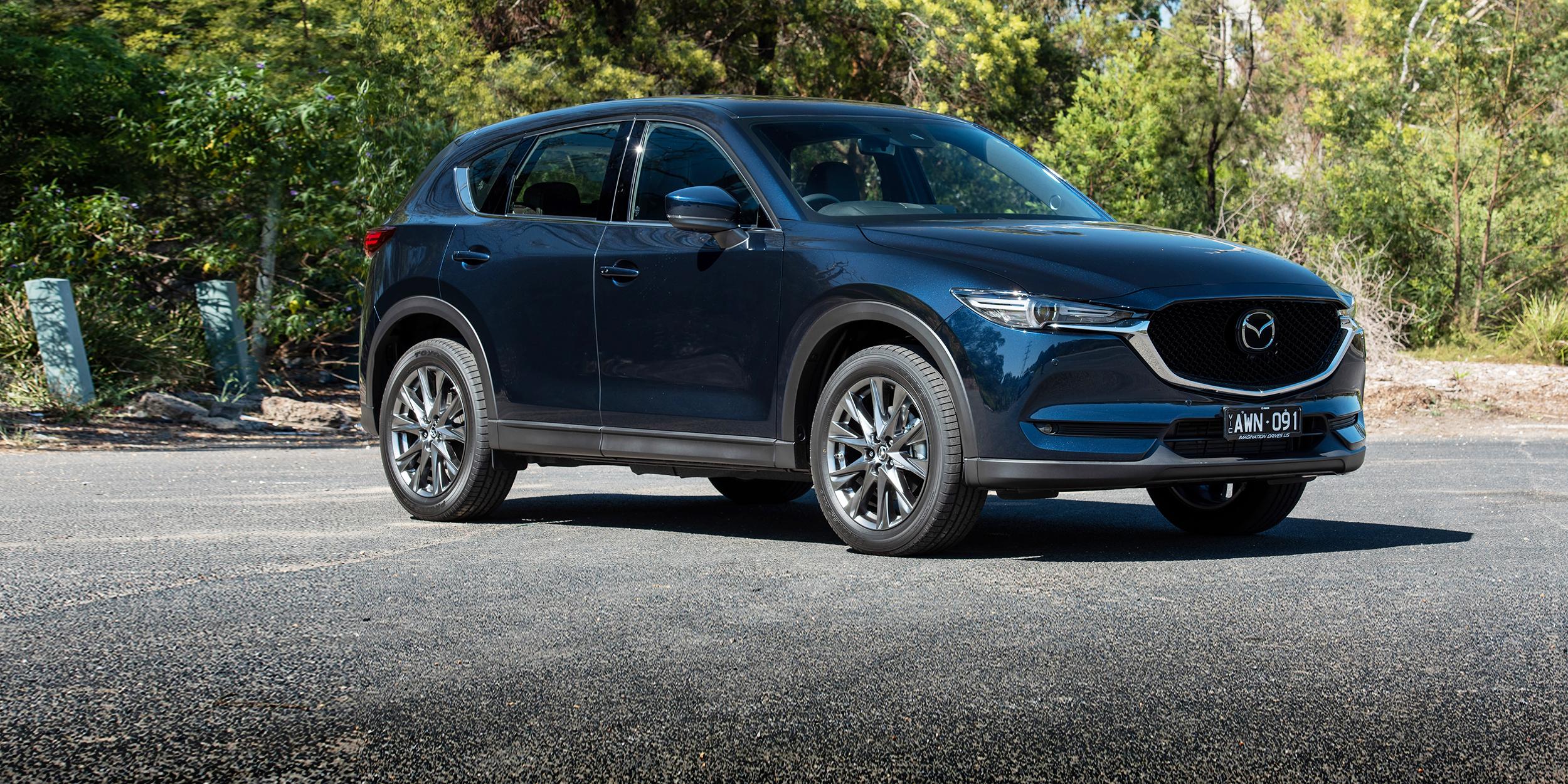 Kelebihan Mazda Cx 5 2.5 Turbo Perbandingan Harga