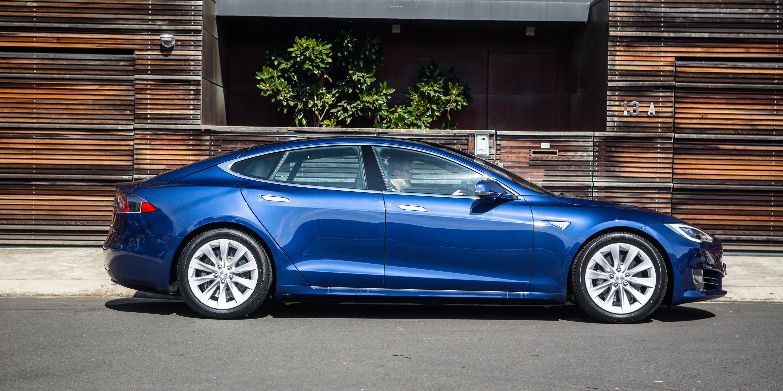 2017 Tesla Model S 75d Review Caradvice
