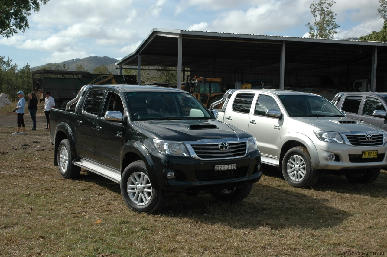 2013 Toyota HiLux Review   CarAdvice