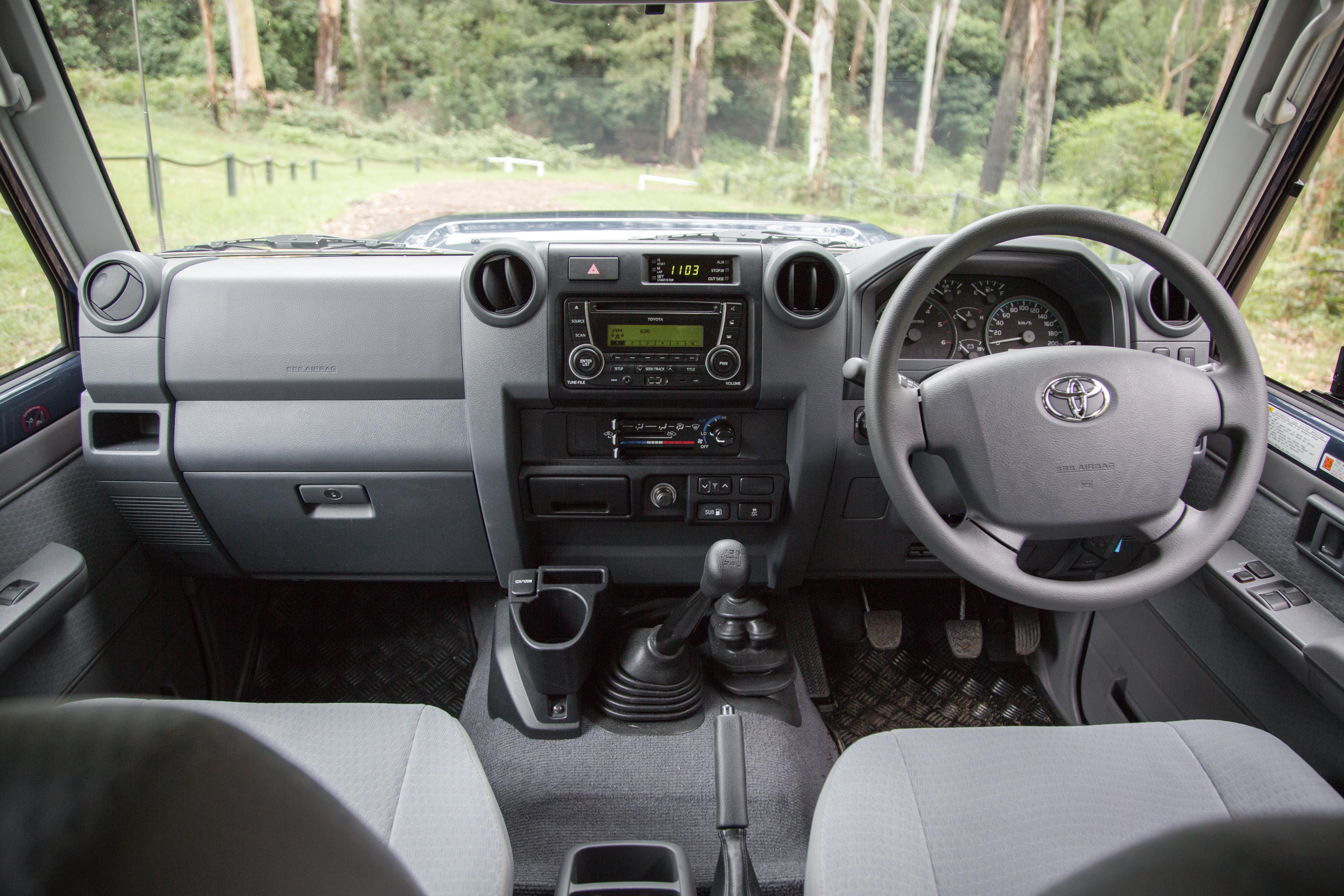 2019 Ford Ranger Raptor v Toyota LandCruiser 78 Series GXL