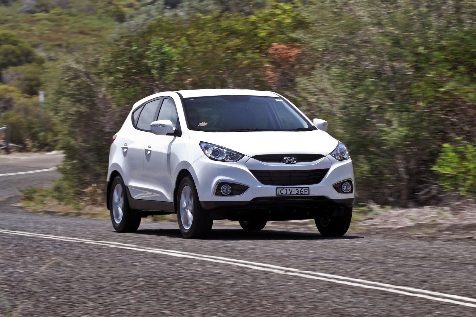 Hyundai ix35 Review: Special Edition   CarAdvice