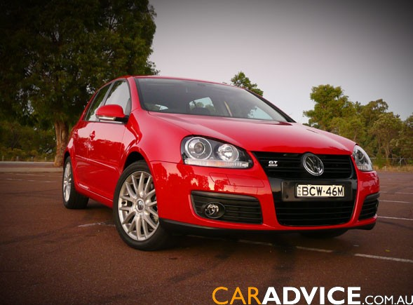 2008 Volkswagen Golf GT Sport TSI vs TDI review | CarAdvice