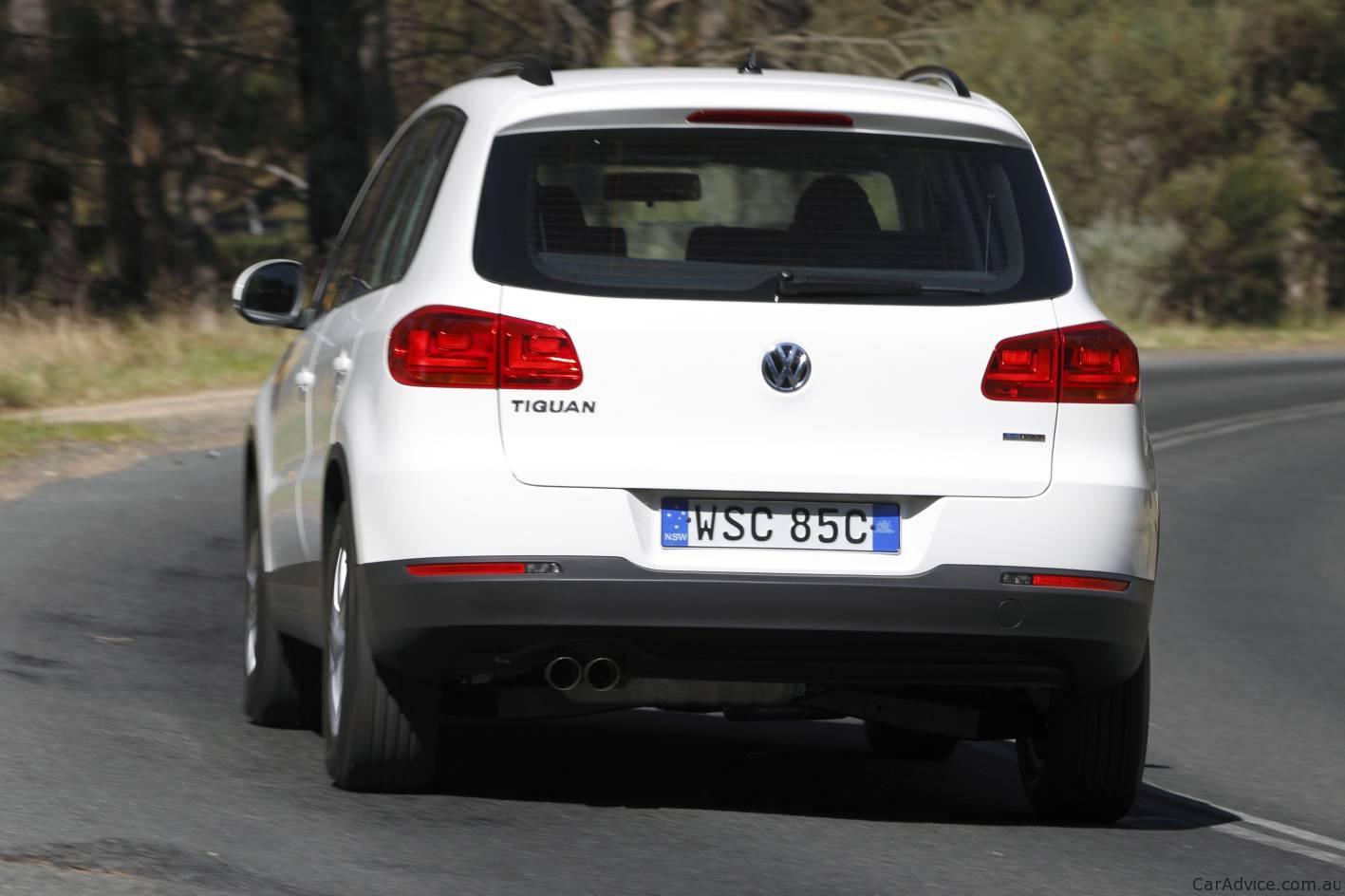 2012 Volkswagen Tiguan Facelift Announced Caradvice