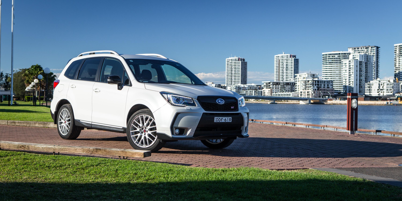 2016 Subaru Forester tS Review | CarAdvice
