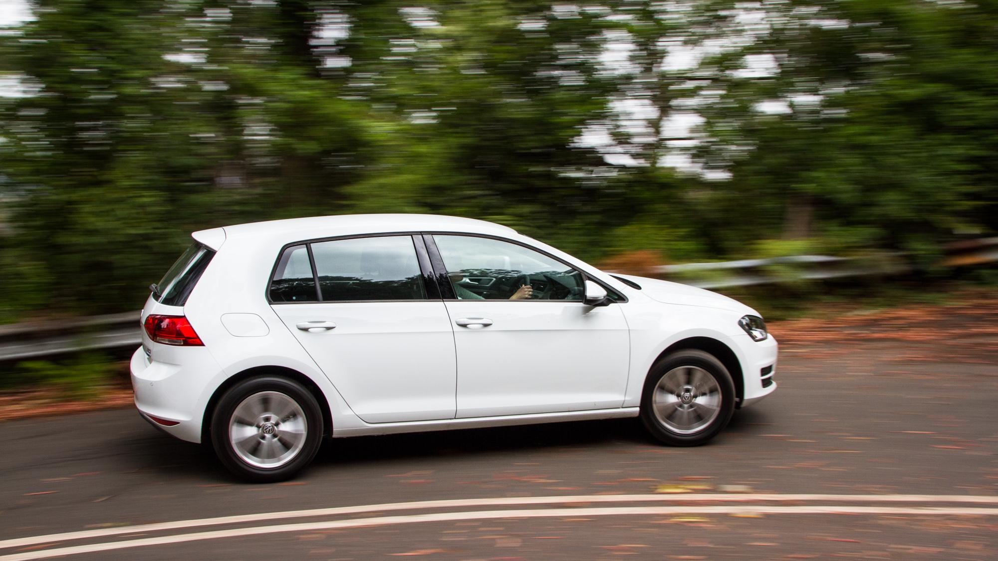 Small car comparison : Mazda 3 v Peugeot 308 v Volkswagen
