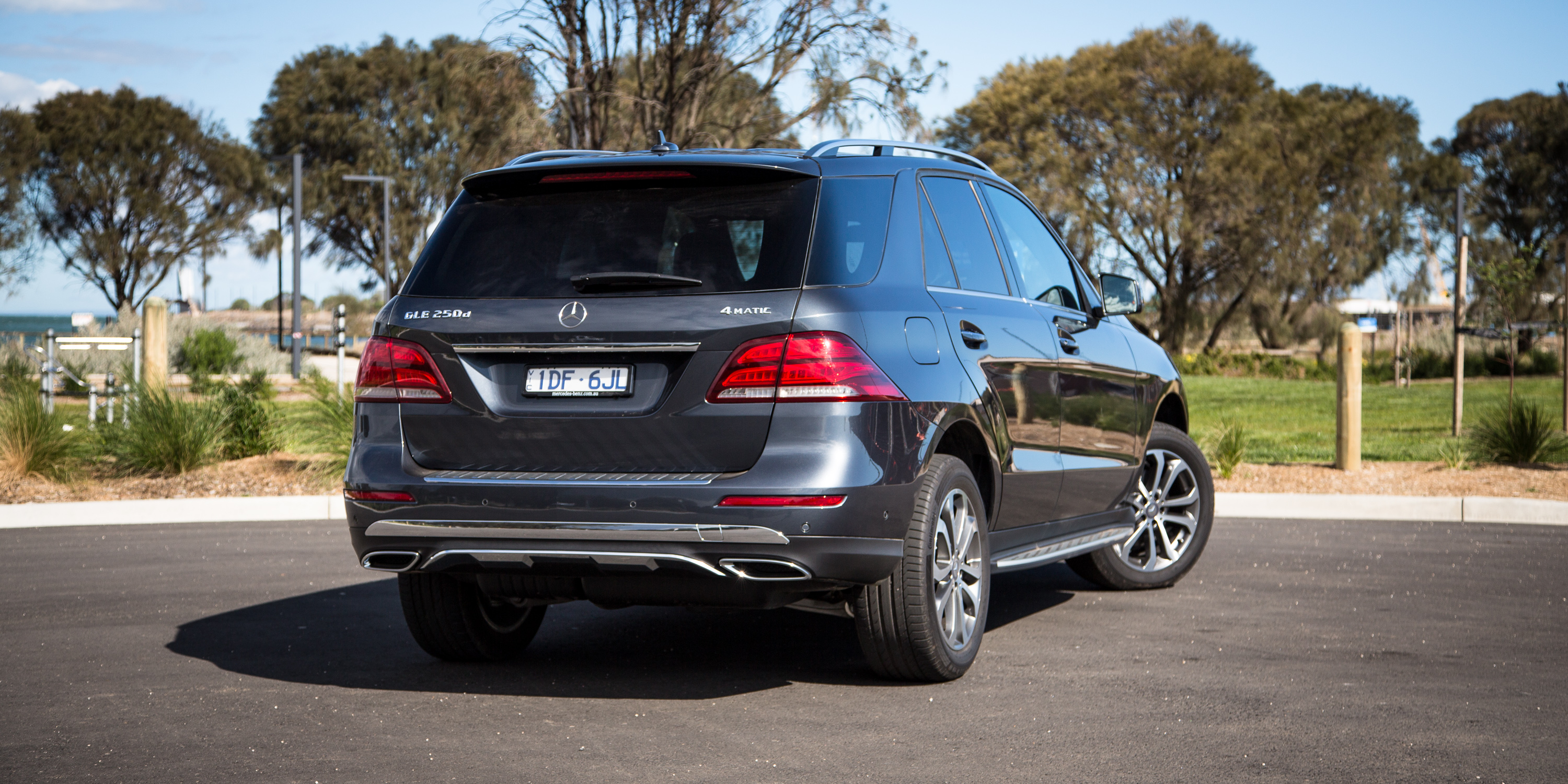 2016 Mercedes-Benz GLE 250d Review   CarAdvice