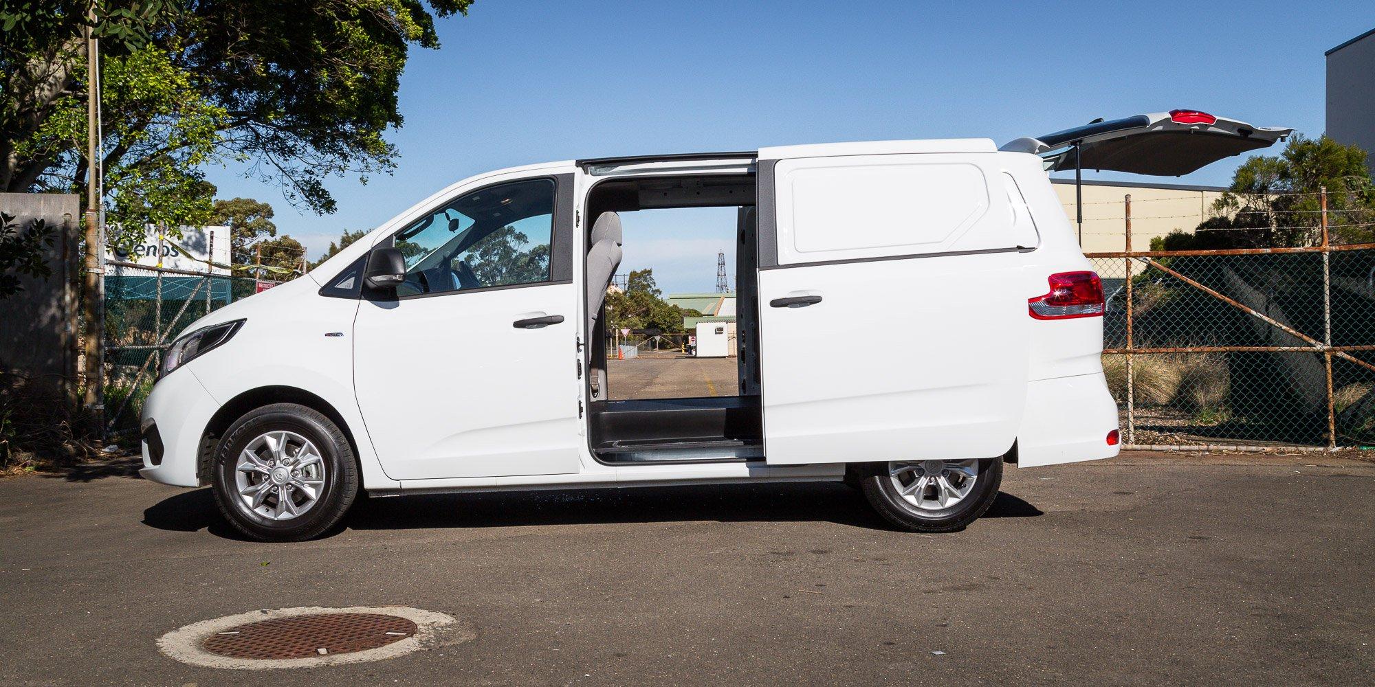 LDV G10 Van Review | CarAdvice