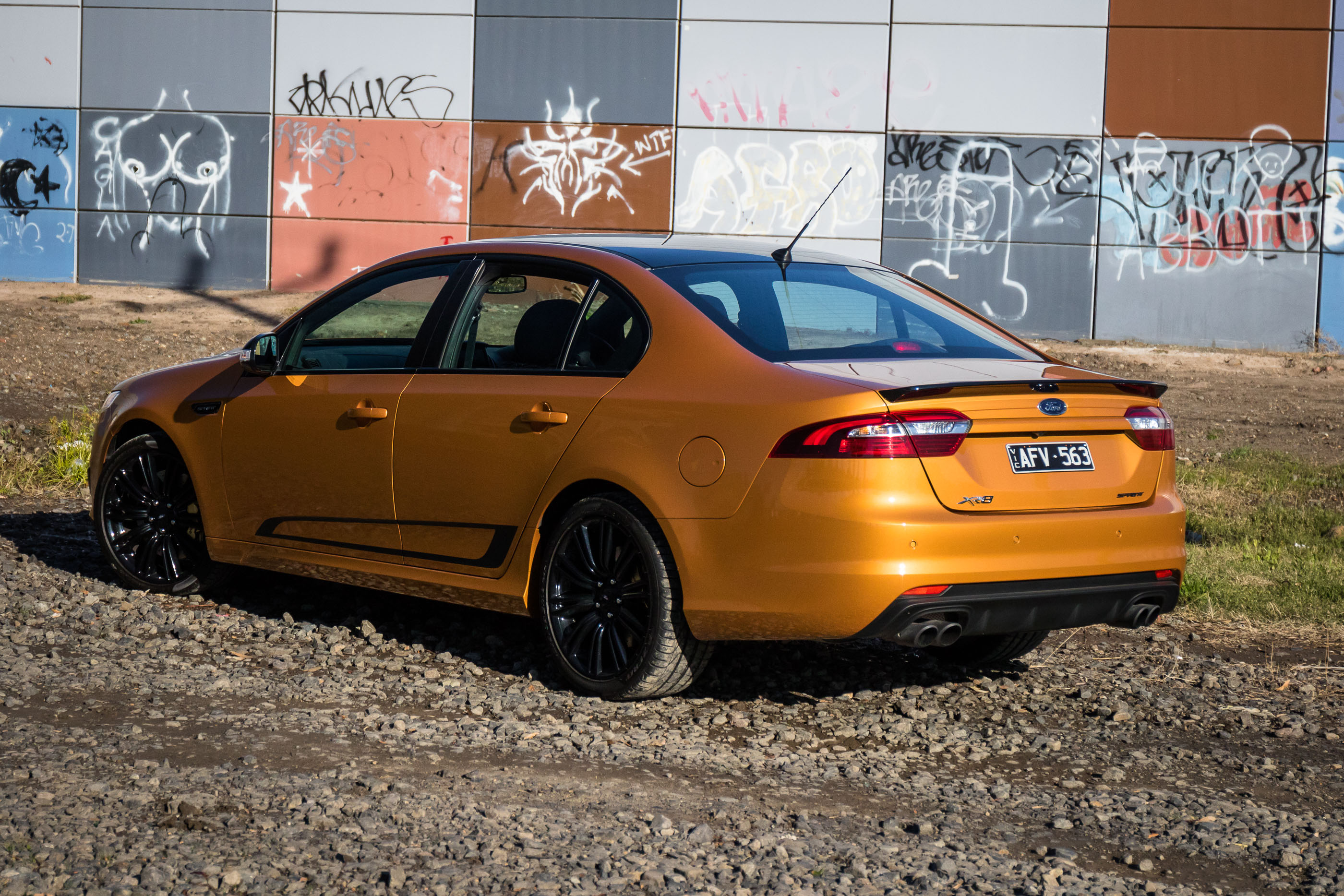 Ford Falcon 2016 >> 2016 Ford Falcon Xr8 Sprint Review Caradvice