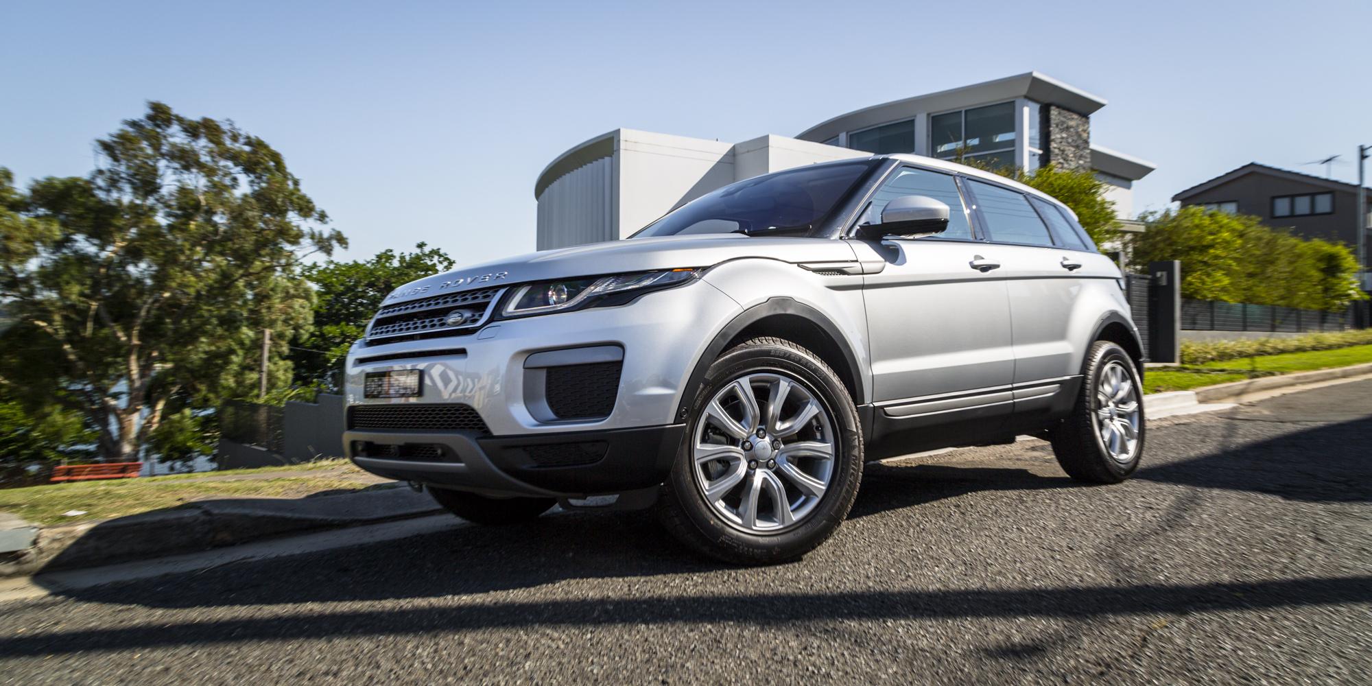 2016 Range Rover Evoque Review   CarAdvice