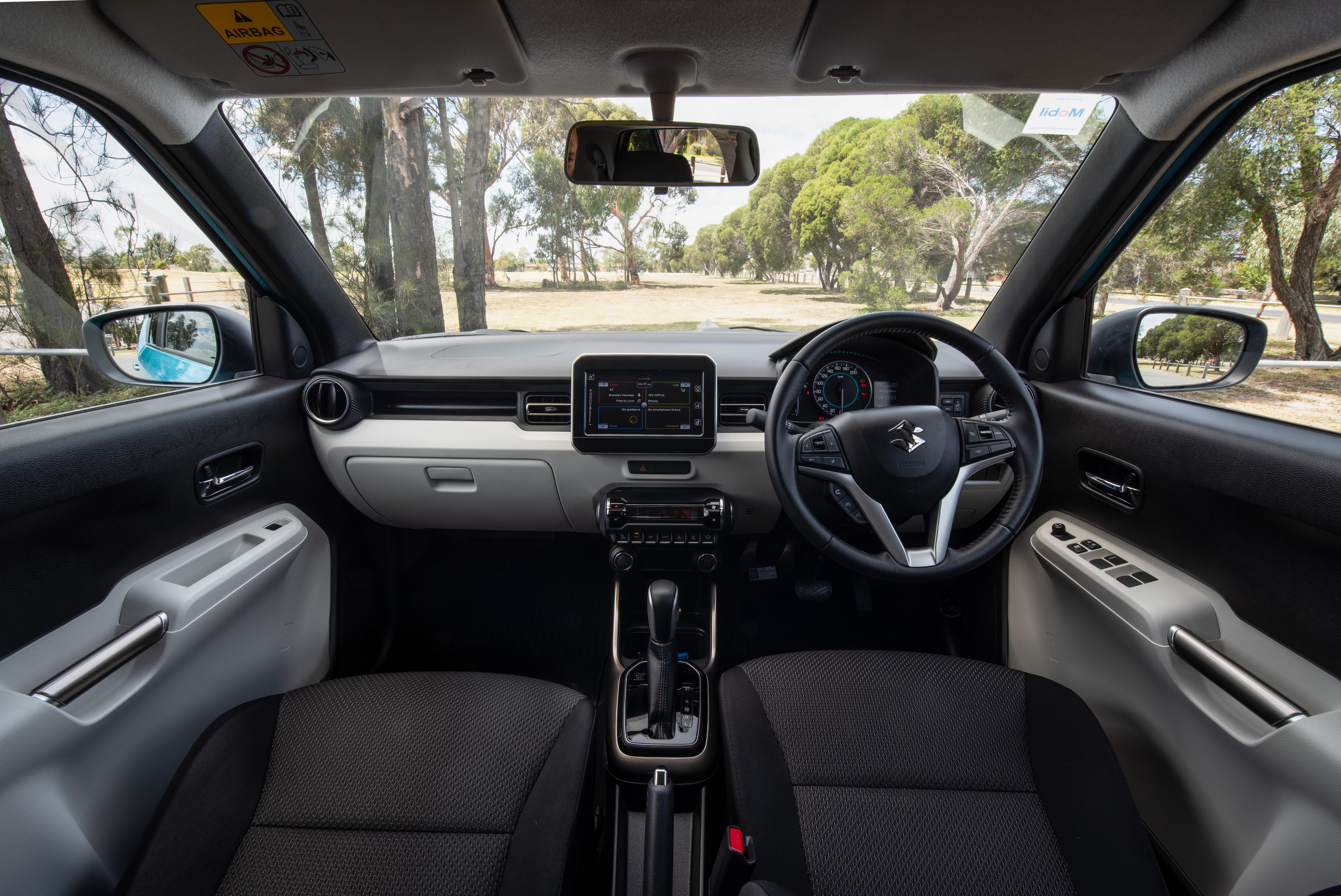 2018 Kia Picanto X-Line v Suzuki Ignis comparison | CarAdvice
