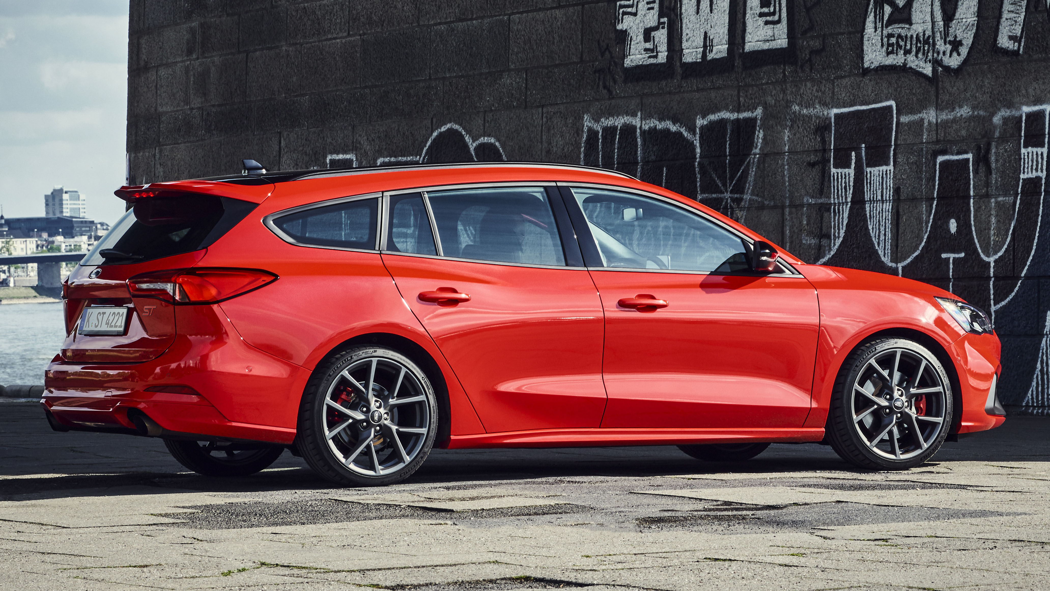 2020 Ford Focus St Wagon Unveiled Caradvice