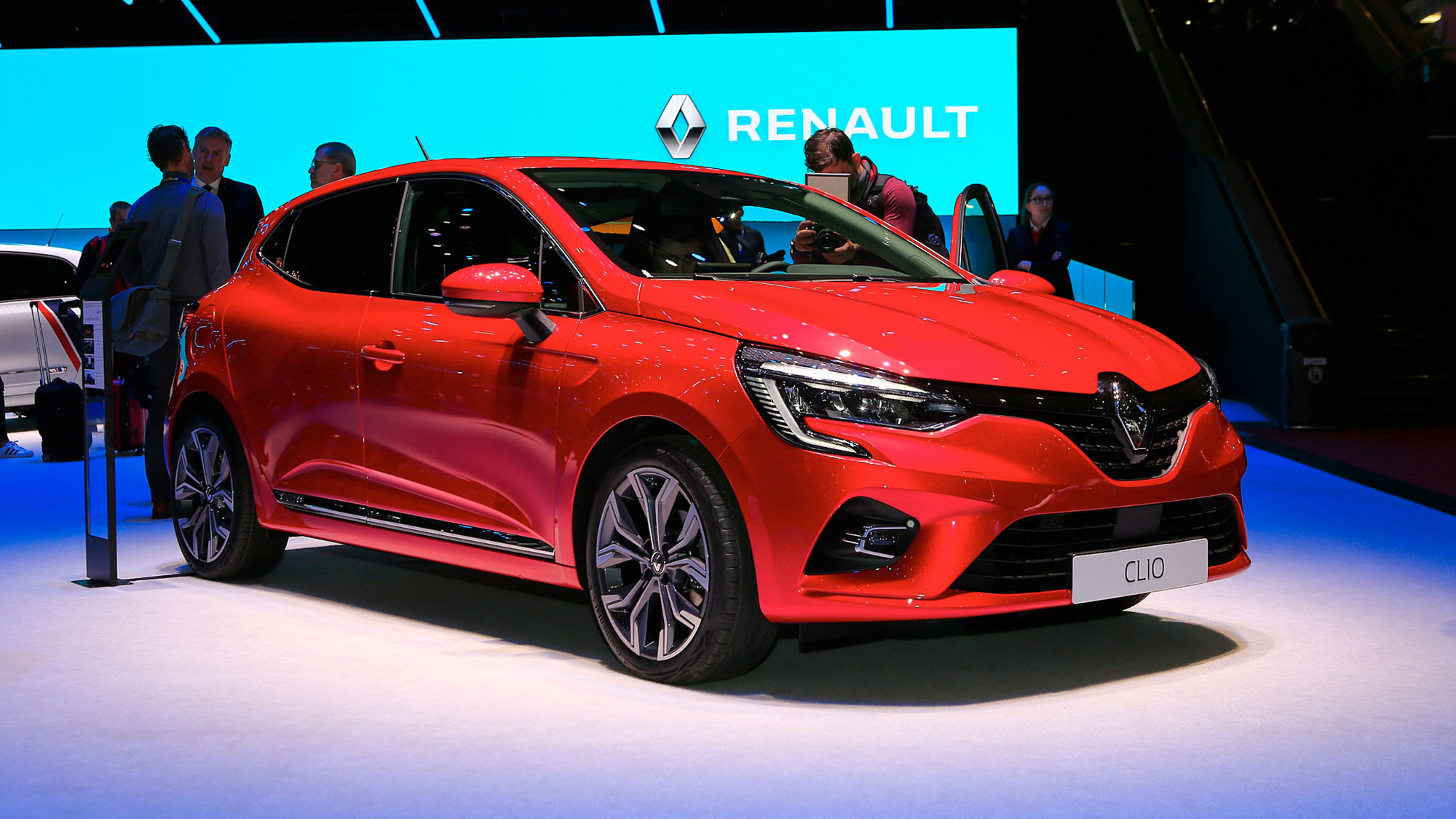 2020 Renault Clio Revealed Australian Debut Confirmed Caradvice