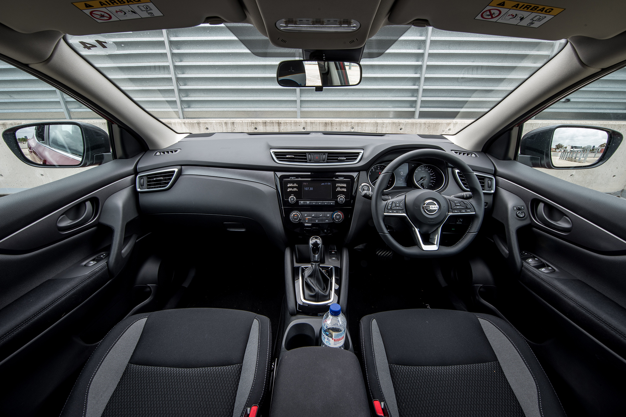 2018 Hyundai Kona Active v Nissan Qashqai ST   CarAdvice