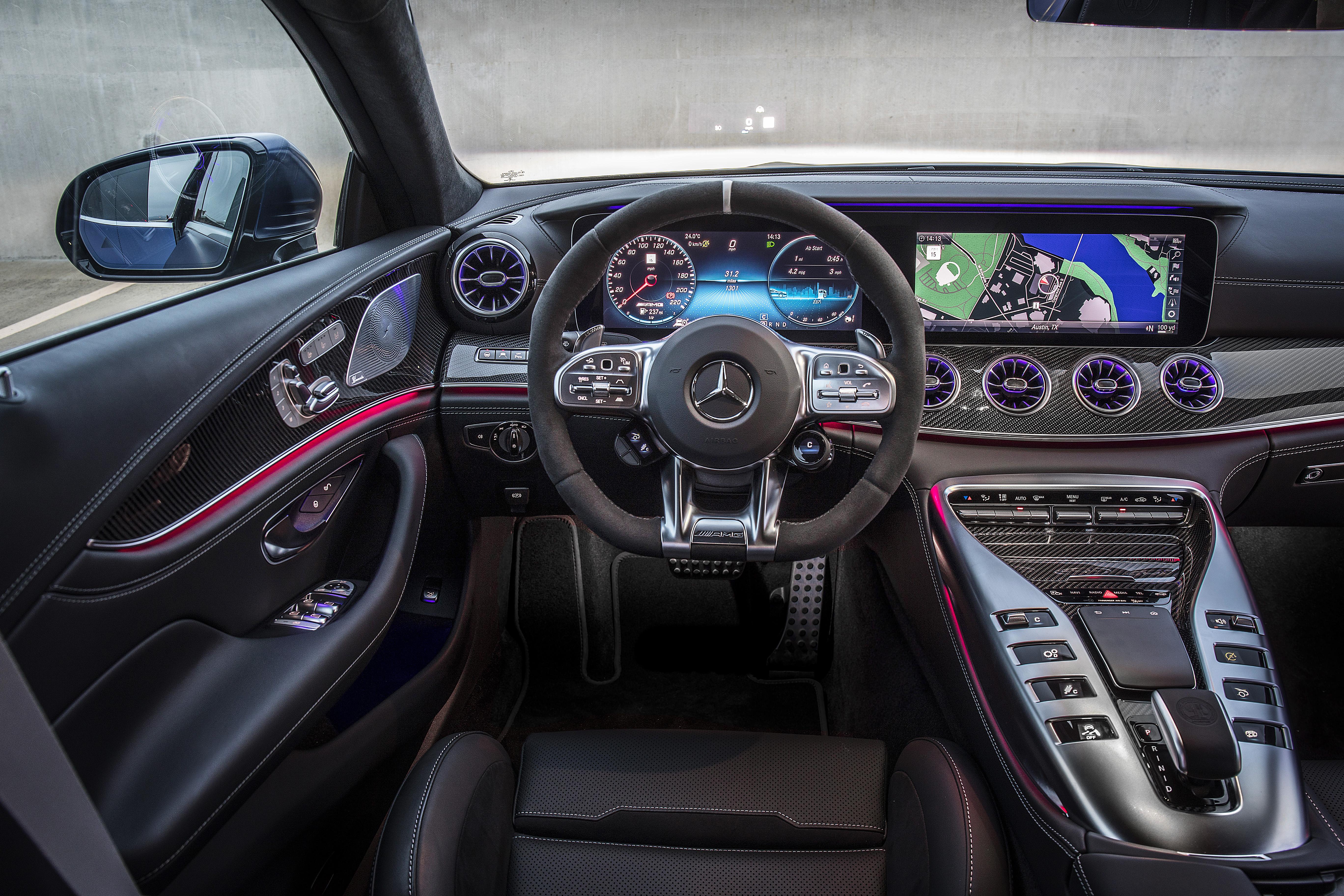 Mercedes gt63s