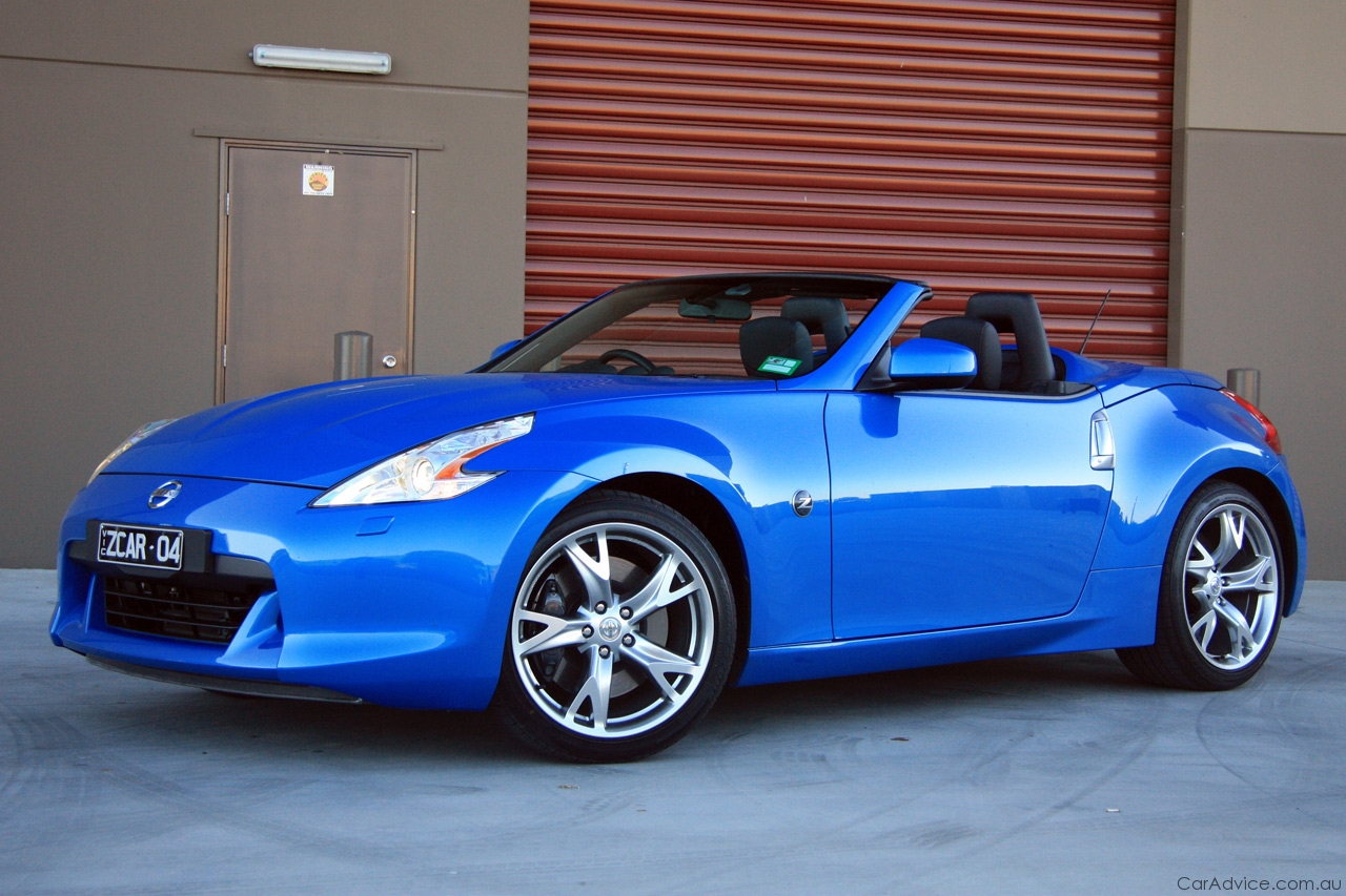 Nissan 370z Roadster Review Road Test Caradvice