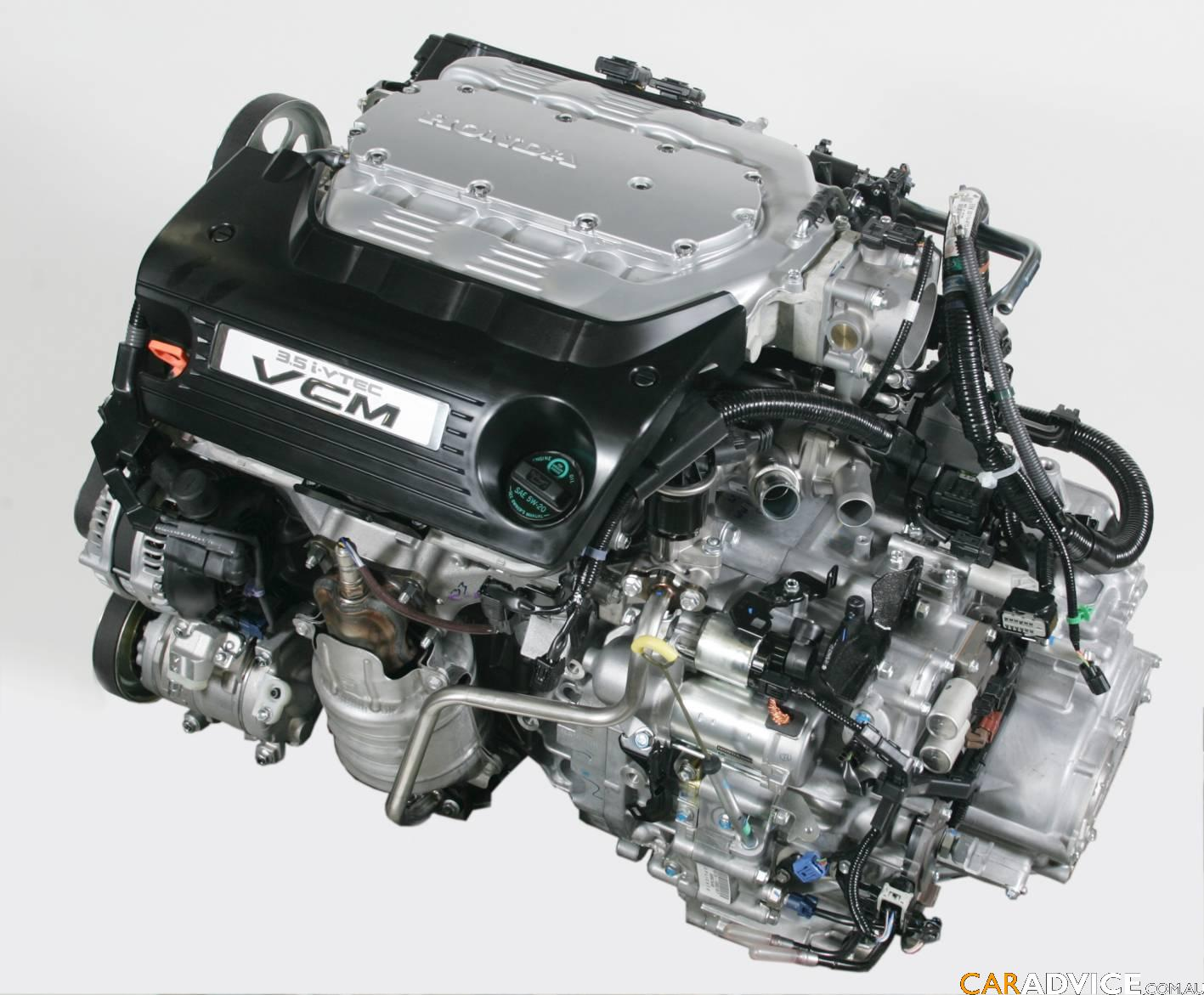2008 Honda Accord V6 engine details | CarAdvice