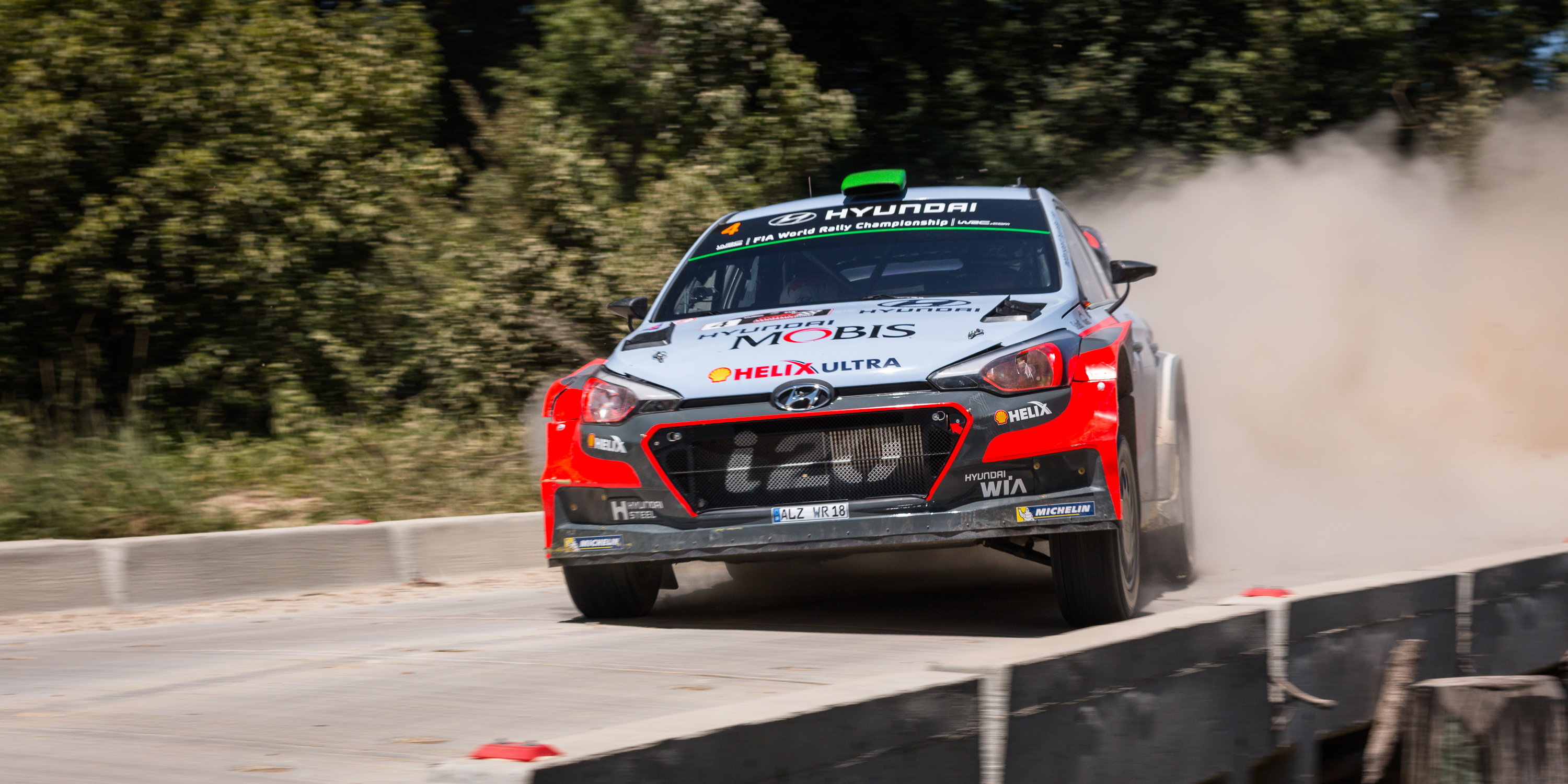2016 Hyundai I20 Wrc Review Riding Shotgun With Hyundai