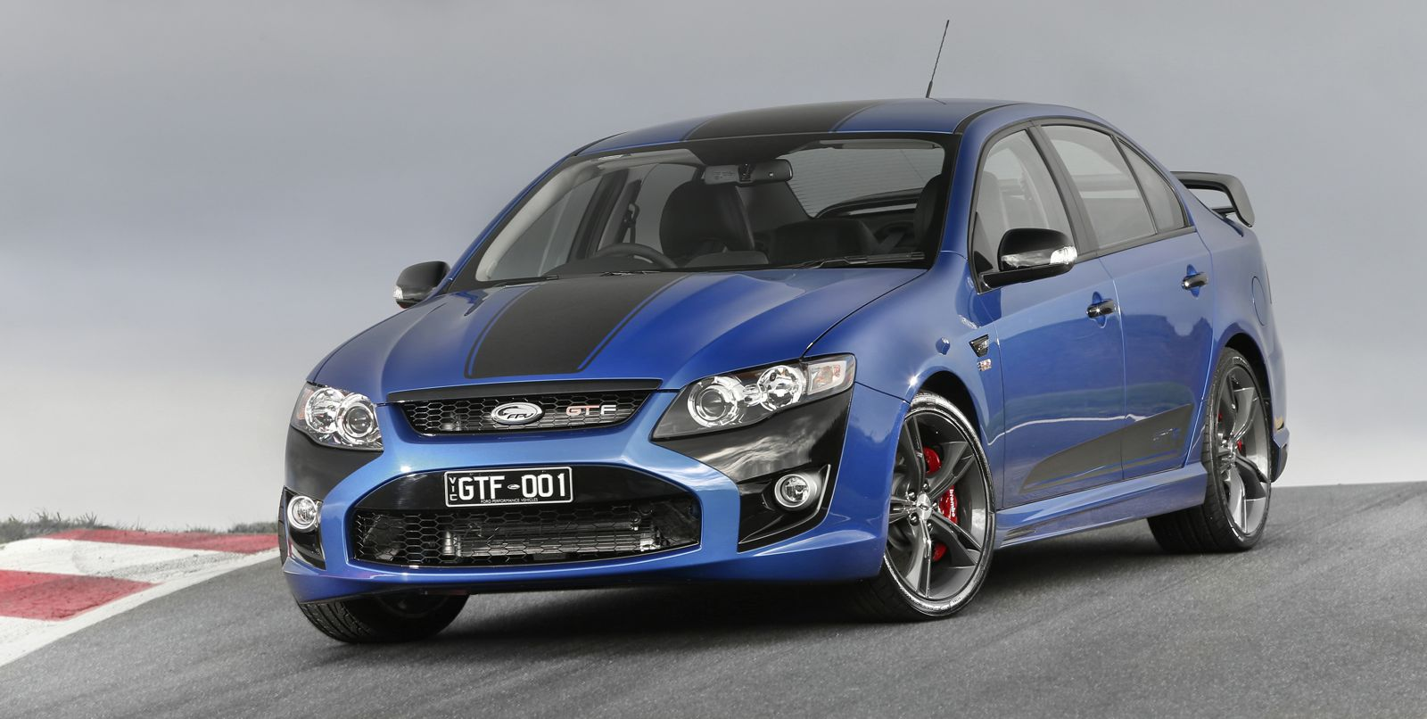 2020 Ford Falcon Gt Picture
