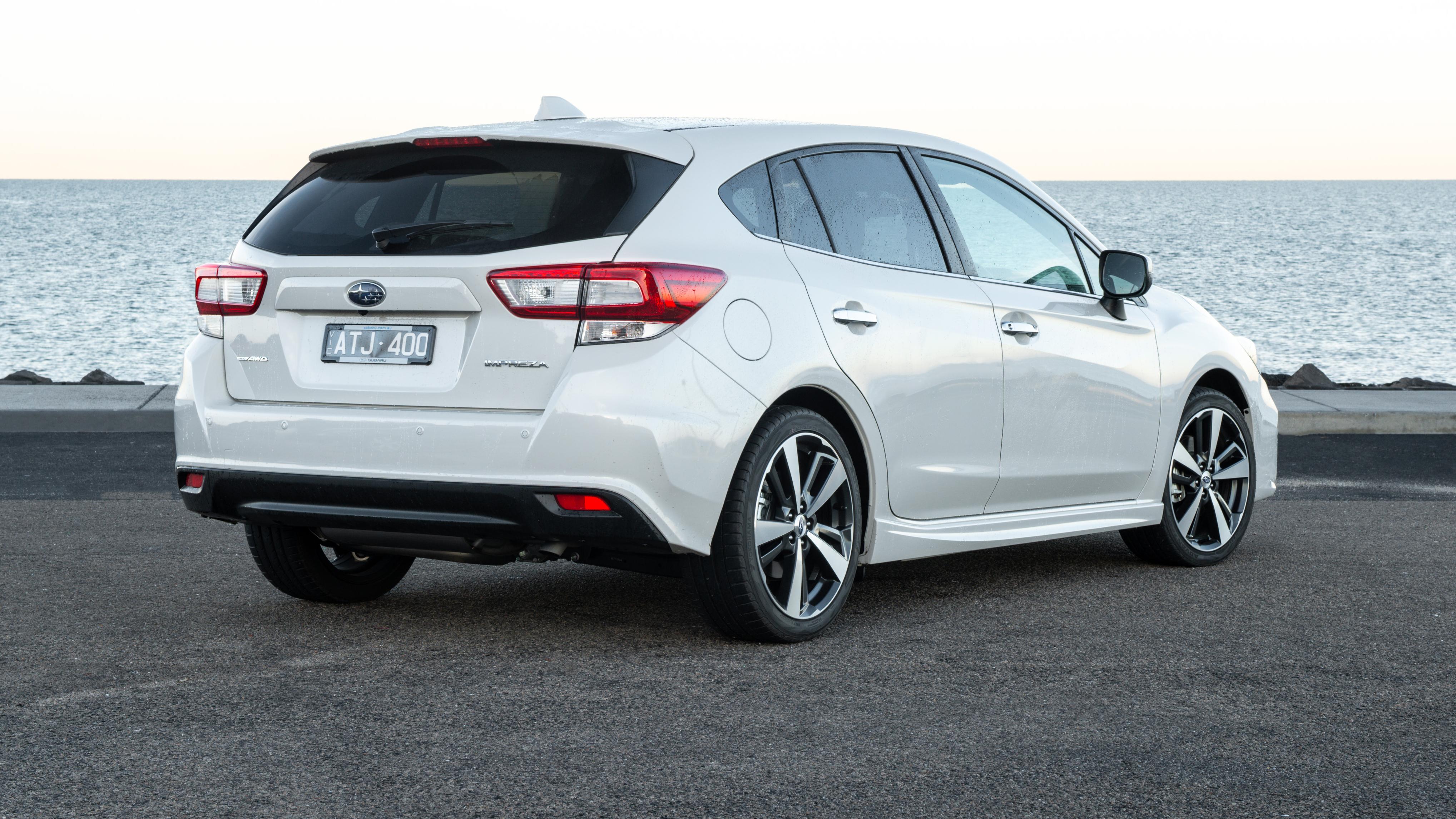 2018 Subaru Impreza 2 0i-S review | CarAdvice
